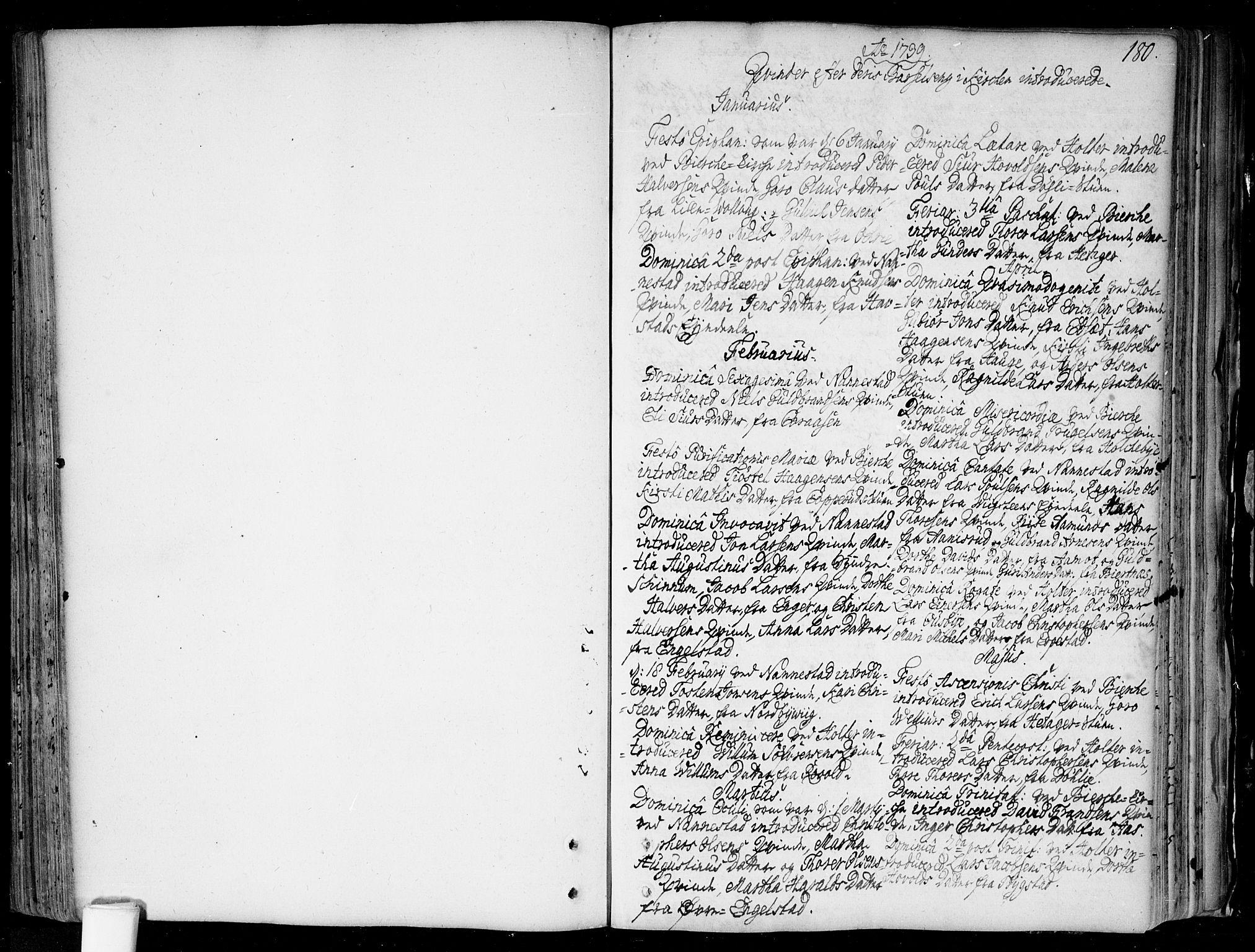 SAO, Nannestad prestekontor Kirkebøker, F/Fa/L0006: Ministerialbok nr. I 6, 1739-1754, s. 180