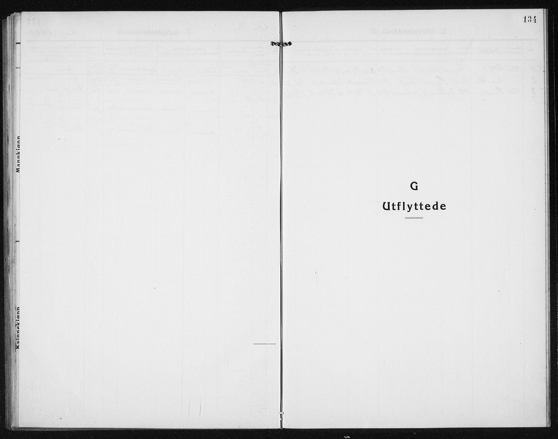 SAT, Ministerialprotokoller, klokkerbøker og fødselsregistre - Sør-Trøndelag, 635/L0554: Klokkerbok nr. 635C02, 1919-1942, s. 134