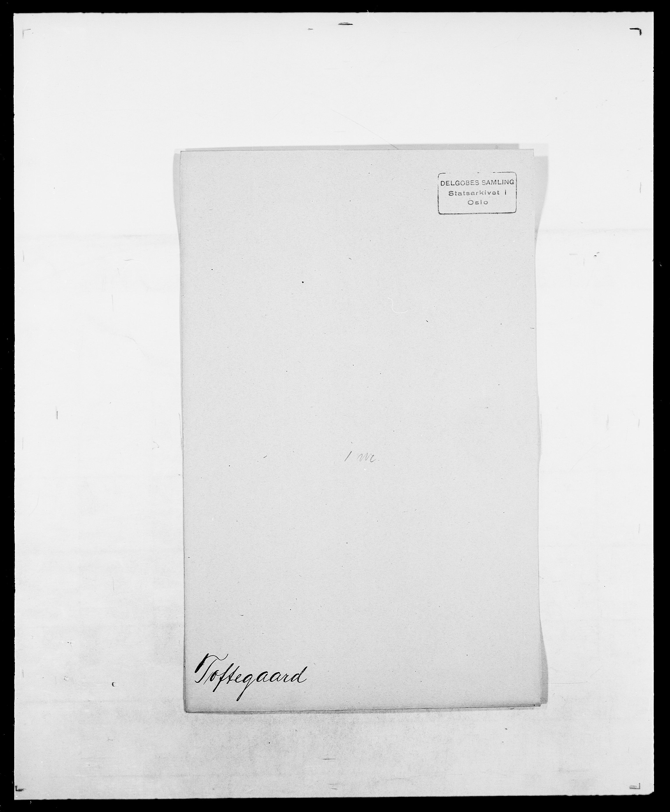 SAO, Delgobe, Charles Antoine - samling, D/Da/L0039: Thorsen - Urup, s. 110