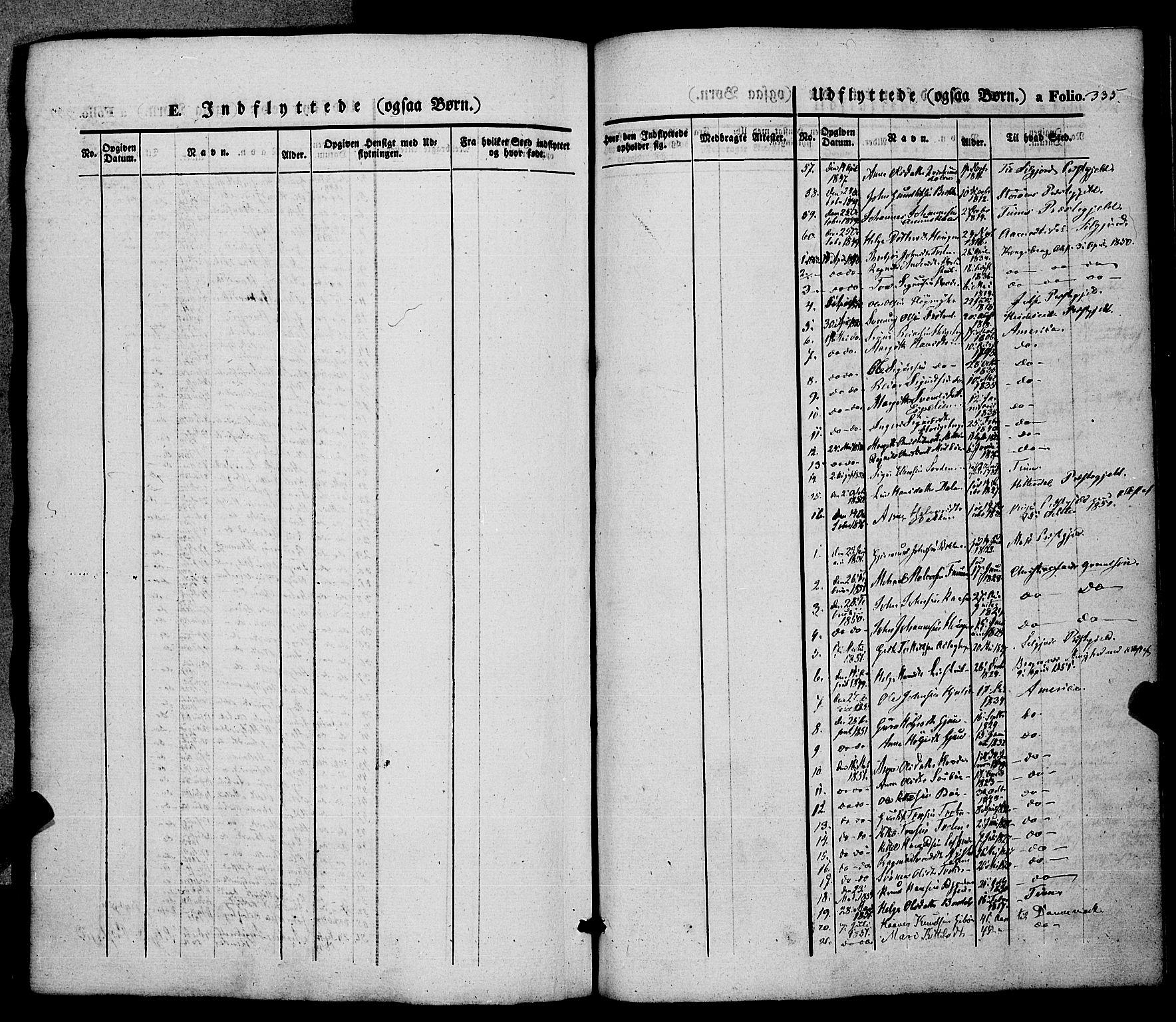 SAKO, Hjartdal kirkebøker, F/Fa/L0008: Ministerialbok nr. I 8, 1844-1859, s. 335