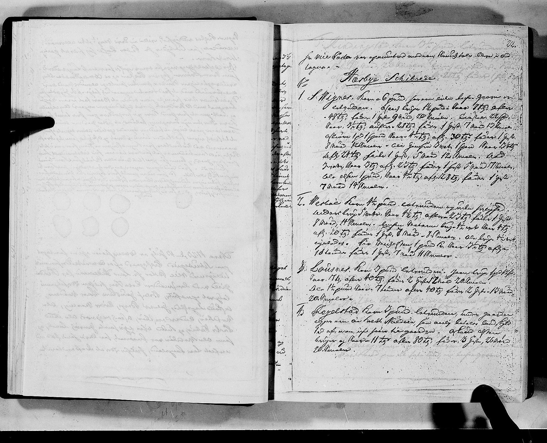 RA, Rentekammeret inntil 1814, Realistisk ordnet avdeling, N/Nb/Nbf/L0133a: Ryfylke eksaminasjonsprotokoll, 1723, s. 22a