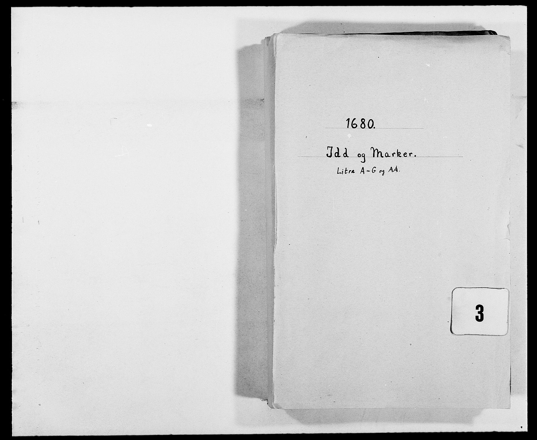 RA, Rentekammeret inntil 1814, Reviderte regnskaper, Fogderegnskap, R01/L0002: Fogderegnskap Idd og Marker, 1680-1681, s. 56