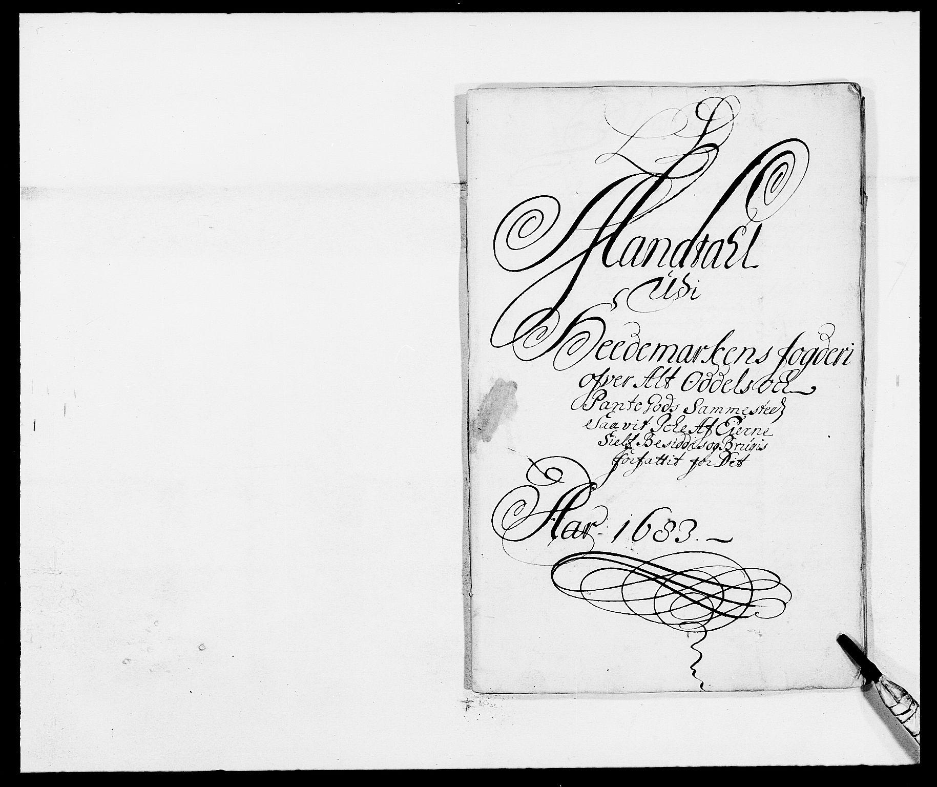 RA, Rentekammeret inntil 1814, Reviderte regnskaper, Fogderegnskap, R16/L1024: Fogderegnskap Hedmark, 1683, s. 159