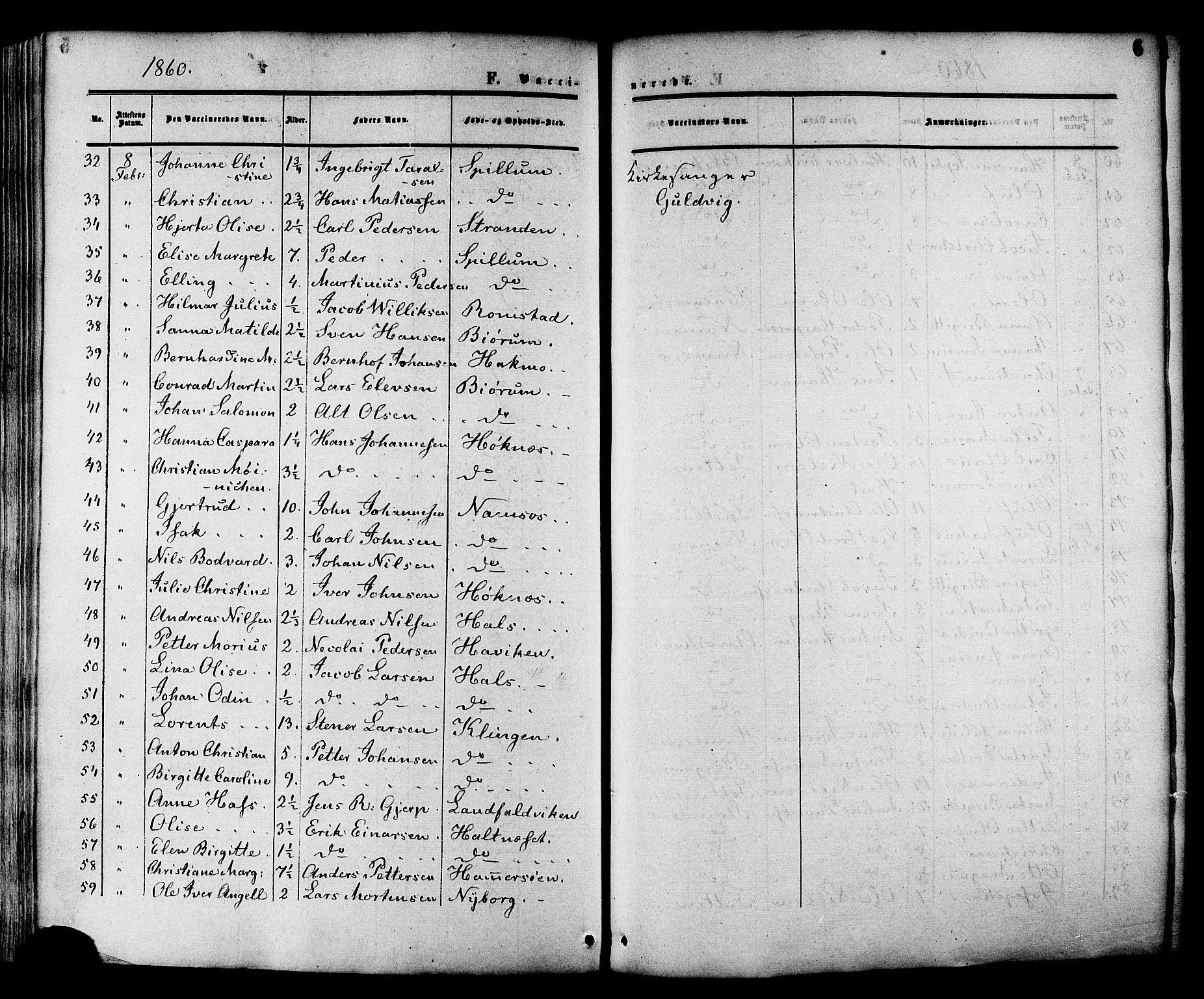 SAT, Ministerialprotokoller, klokkerbøker og fødselsregistre - Nord-Trøndelag, 764/L0553: Ministerialbok nr. 764A08, 1858-1880, s. 6