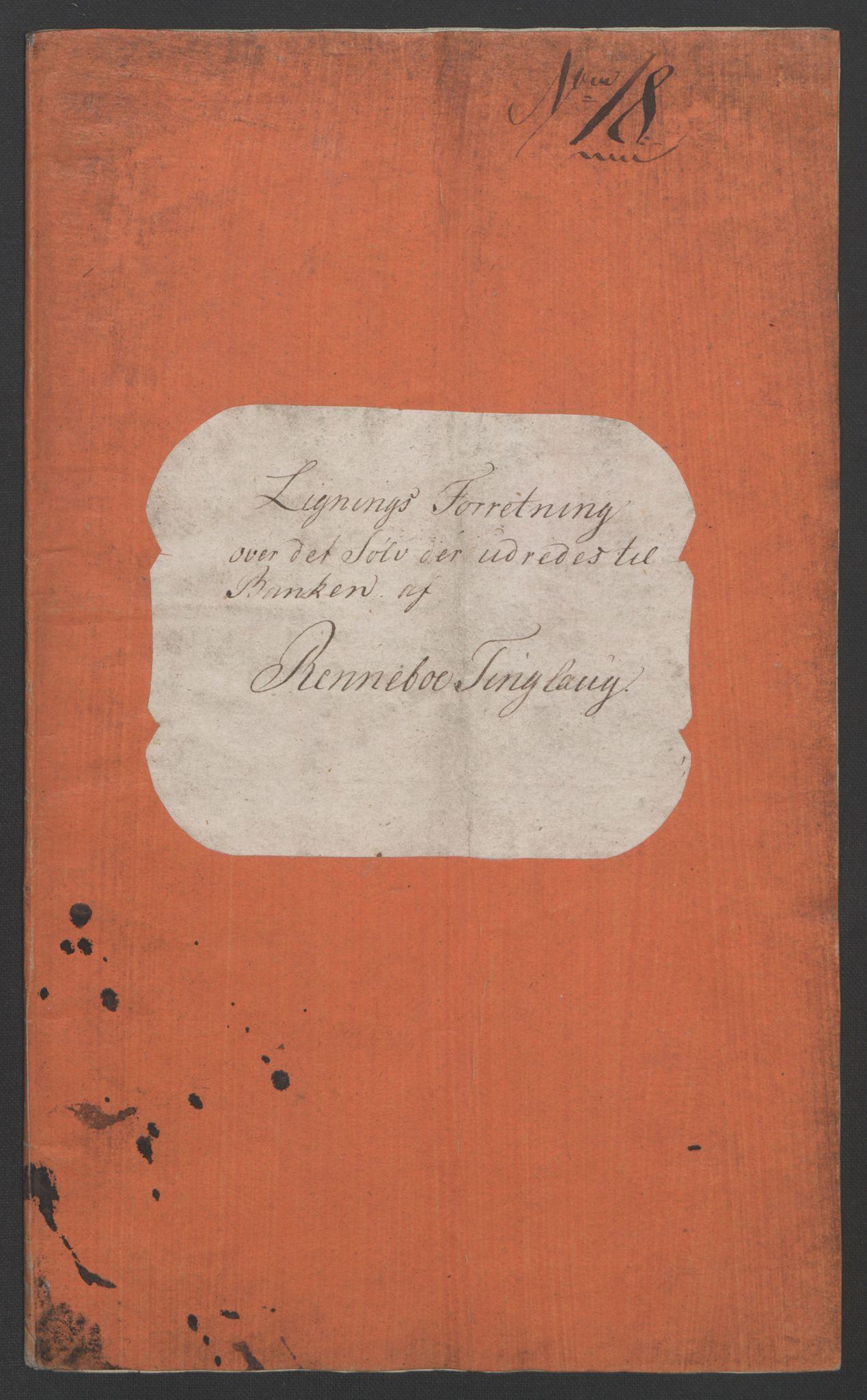 NOBA, Norges Bank/Sølvskatten 1816*, 1816-1821, s. 48