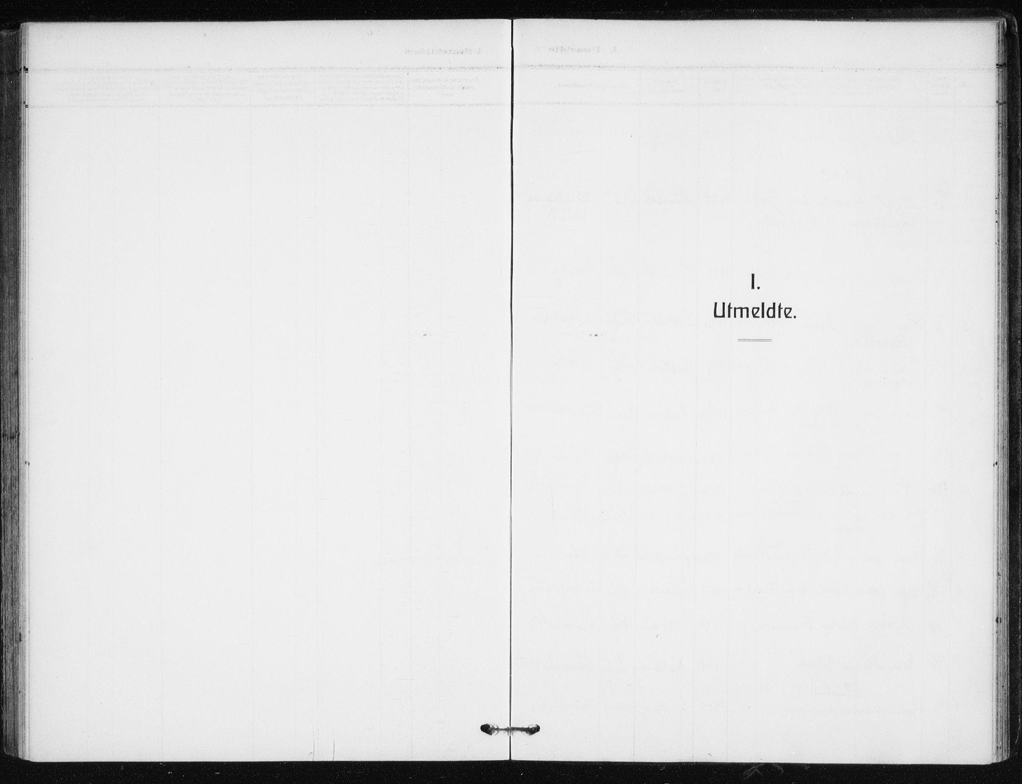 SATØ, Kjelvik/Nordkapp sokneprestkontor, H/Ha/L0001kirke: Ministerialbok nr. 1, 1911-1919