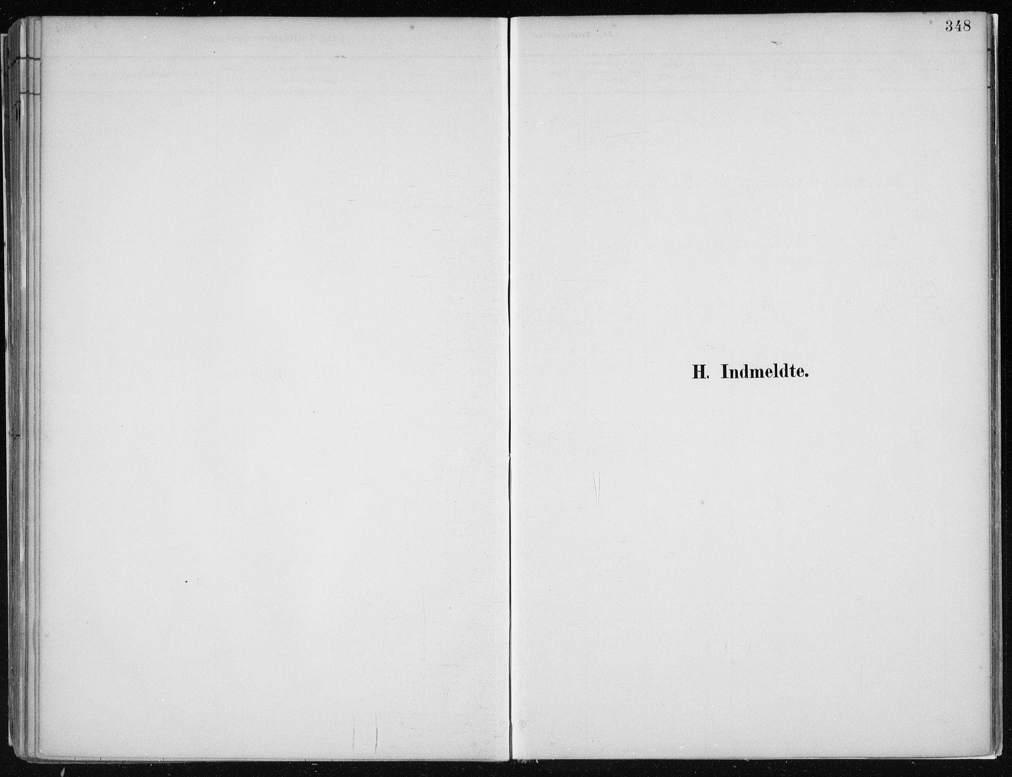 SAB, Hamre sokneprestembete, H/Ha/Haa: Ministerialbok nr. B  1, 1882-1905, s. 348
