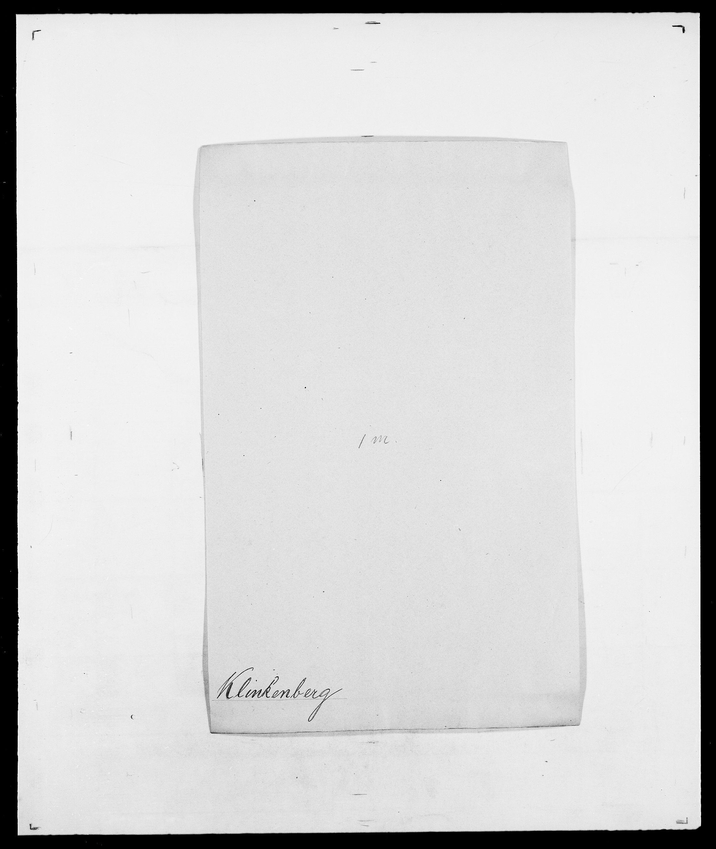 SAO, Delgobe, Charles Antoine - samling, D/Da/L0021: Klagenberg - Kristoft, s. 132