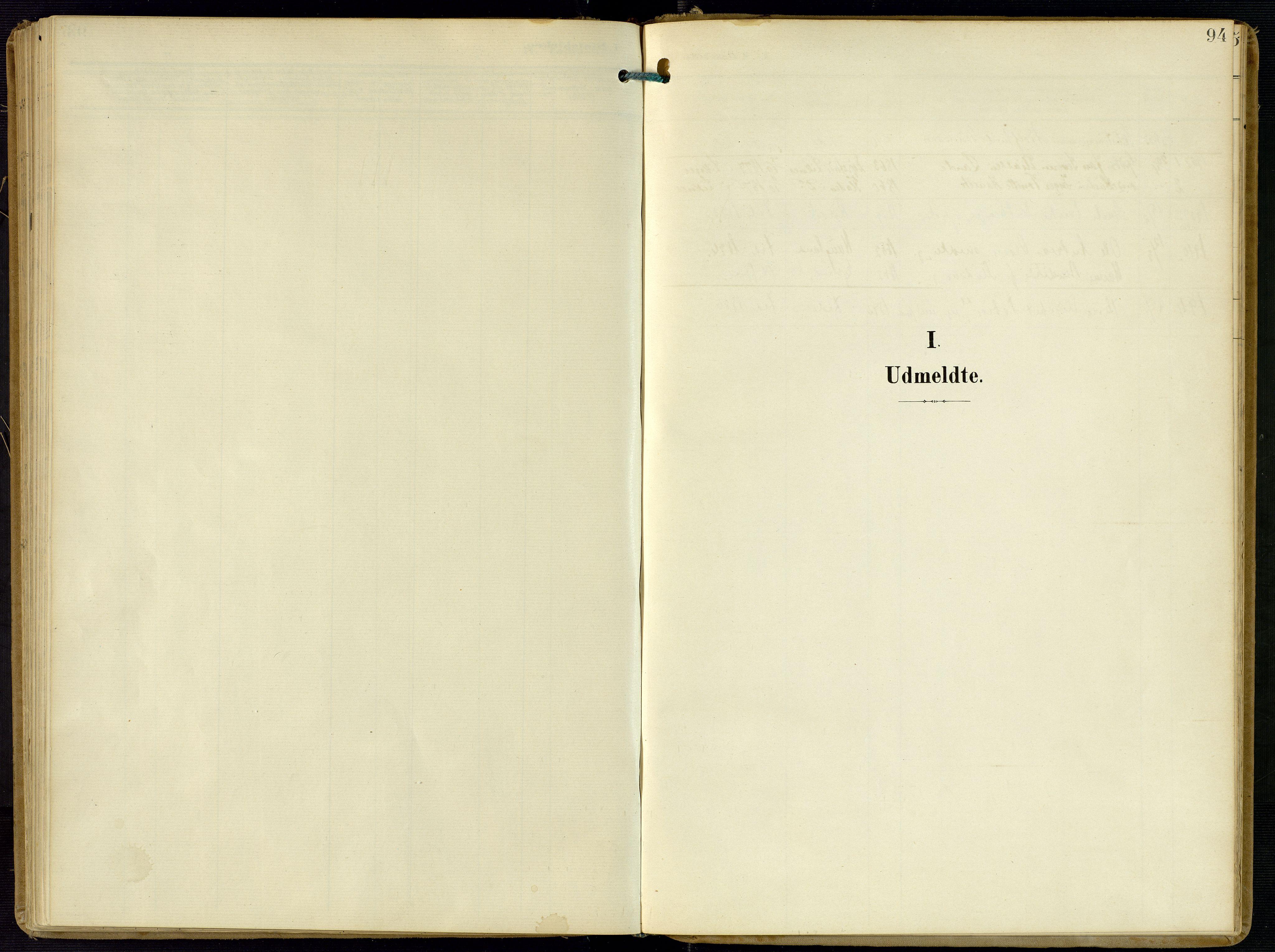 SAK, Kvinesdal sokneprestkontor, F/Fa/Faa/L0005: Ministerialbok nr. A 5, 1898-1915, s. 93