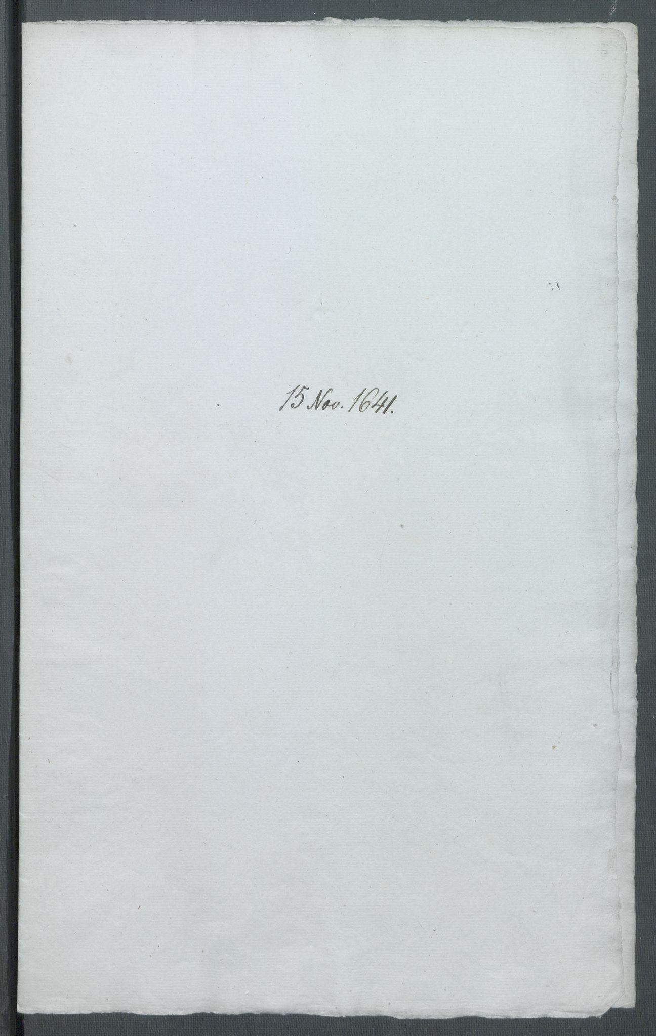 RA, Riksarkivets diplomsamling, F02/L0154: Dokumenter, 1641, s. 60