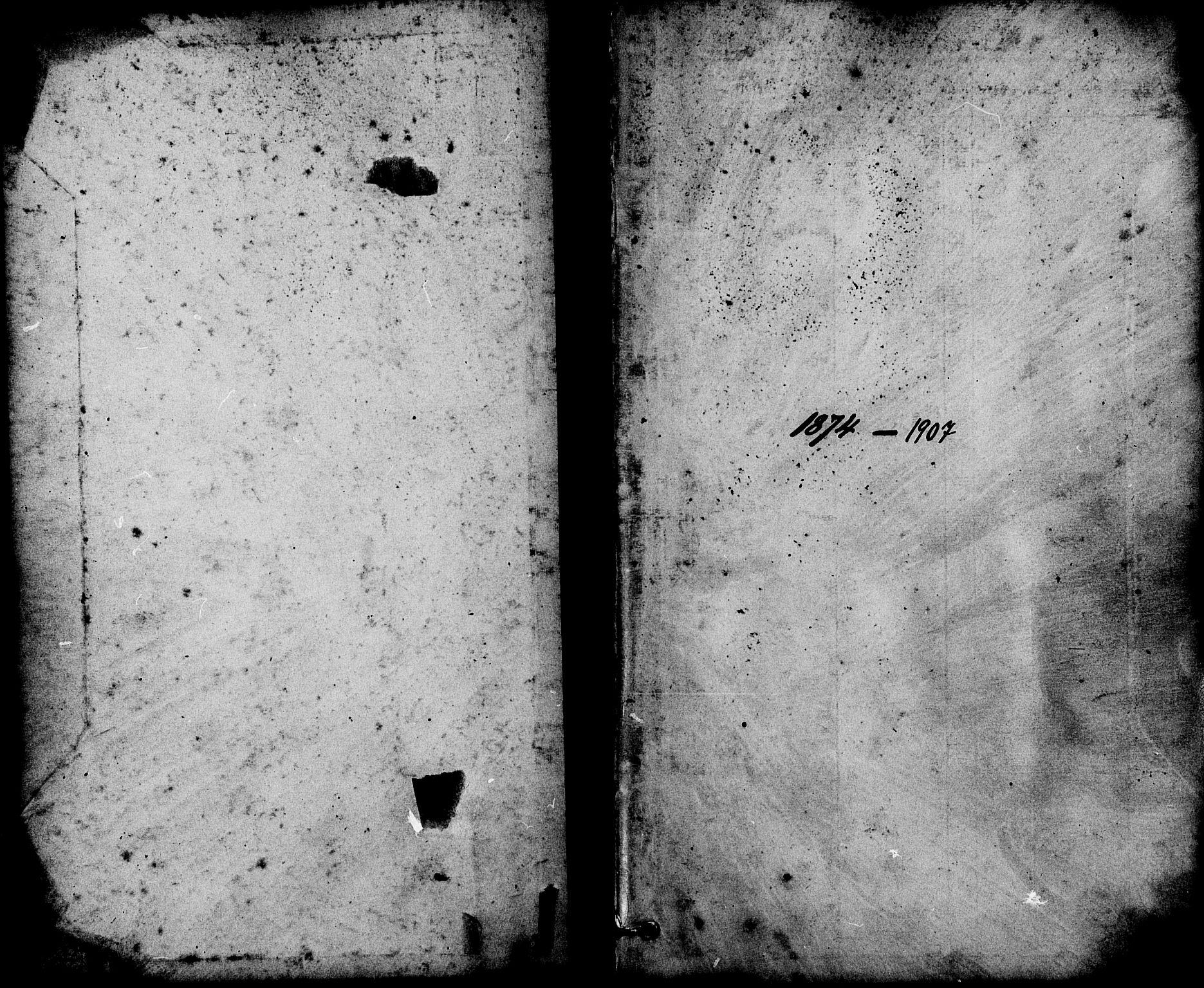 SAST, Strand sokneprestkontor, H/Ha/Haa/L0008: Ministerialbok nr. A 8, 1874-1907
