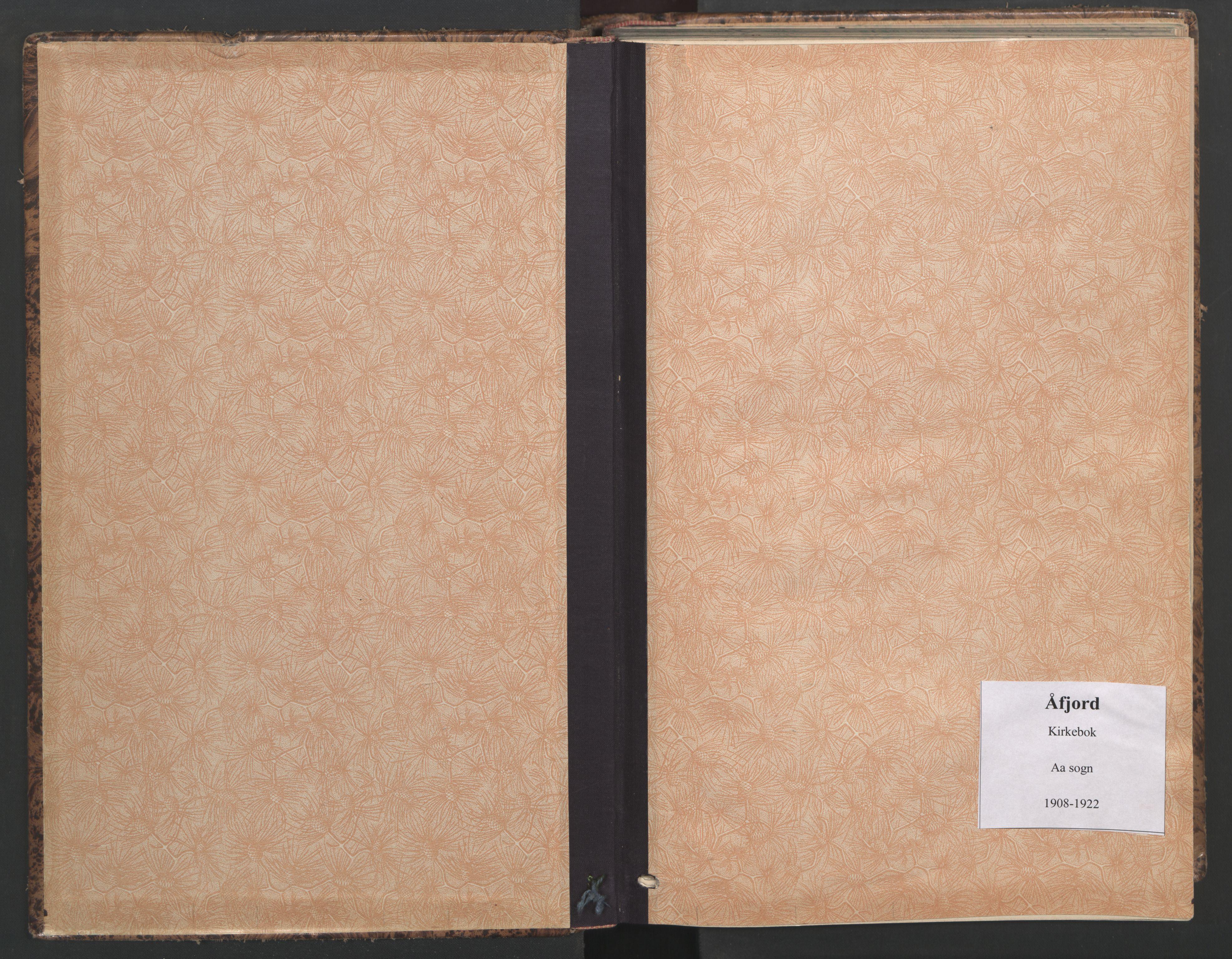 SAT, Ministerialprotokoller, klokkerbøker og fødselsregistre - Sør-Trøndelag, 655/L0682: Ministerialbok nr. 655A11, 1908-1922