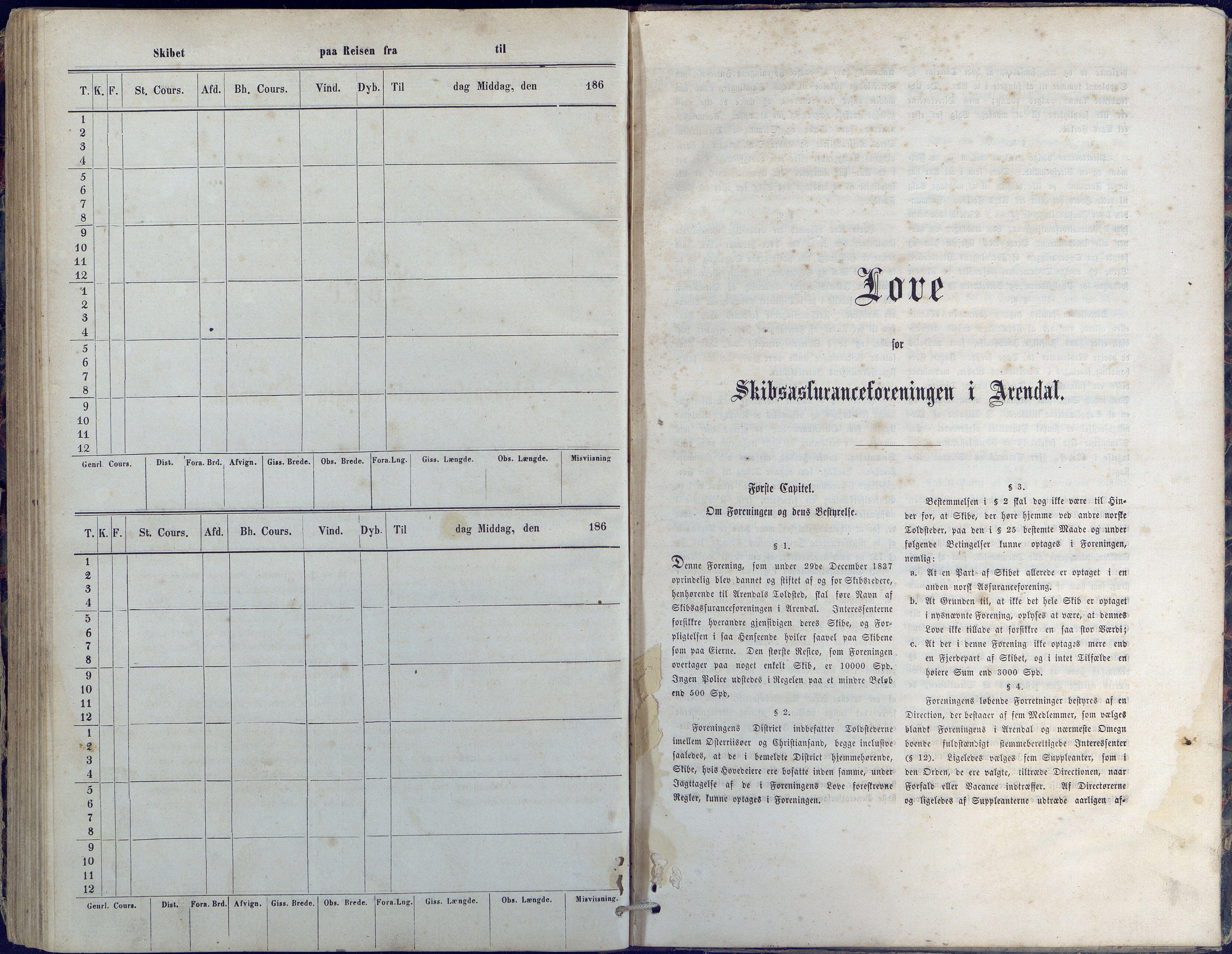 AAKS, Fartøysarkivet, F/L0015: Alert (brigg), 1868-1874, s. 121