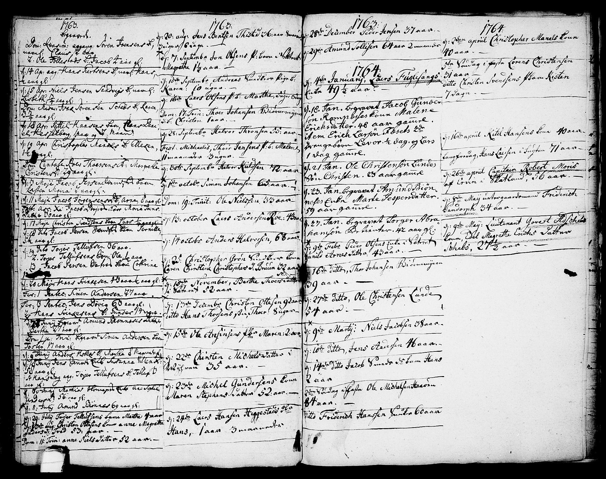 SAKO, Brevik kirkebøker, F/Fa/L0002: Ministerialbok nr. 2, 1720-1764, s. 58g