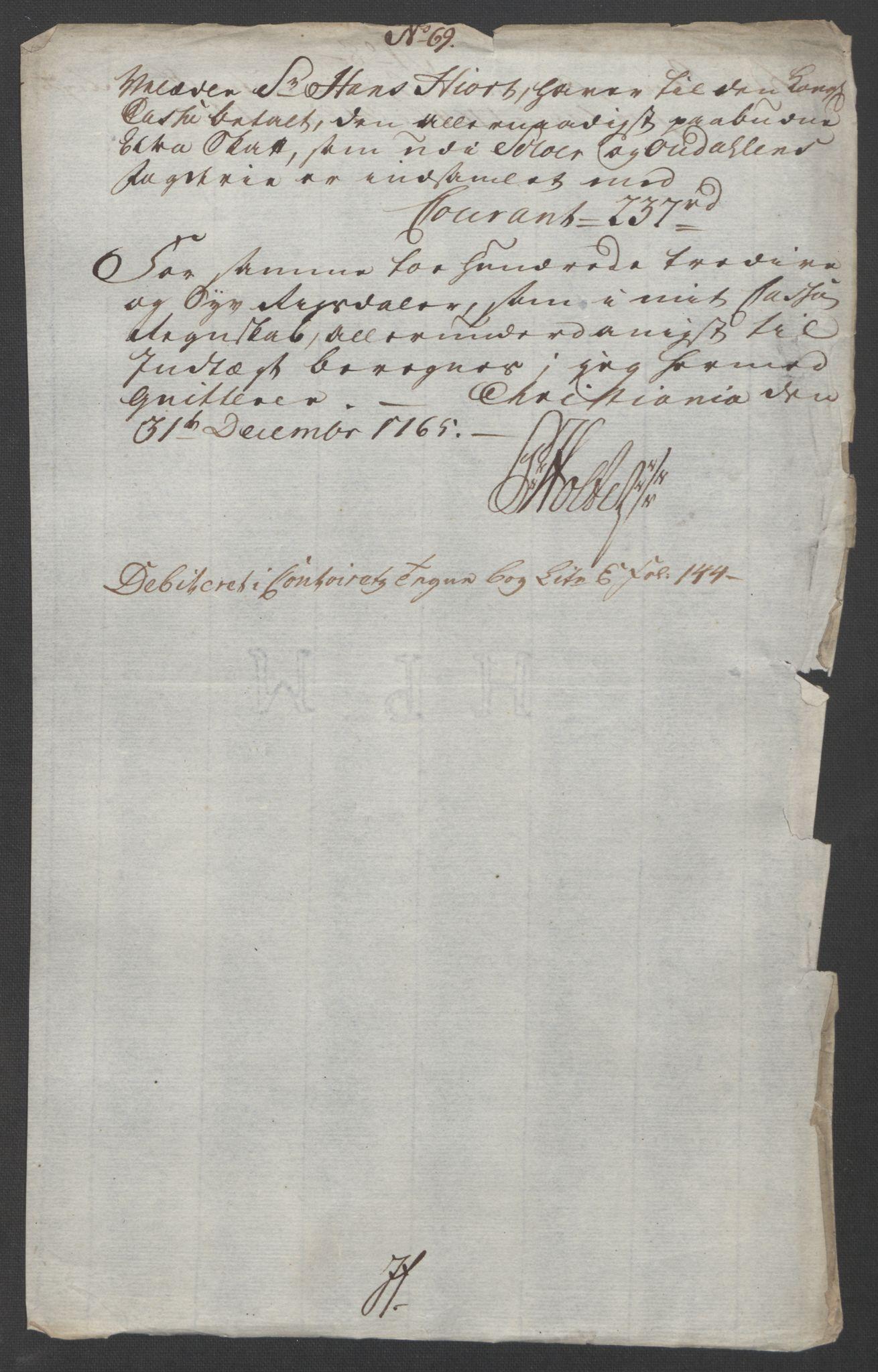 RA, Rentekammeret inntil 1814, Reviderte regnskaper, Fogderegnskap, R14/L0959: Ekstraskatten Solør og Odal, 1763-1770, s. 488