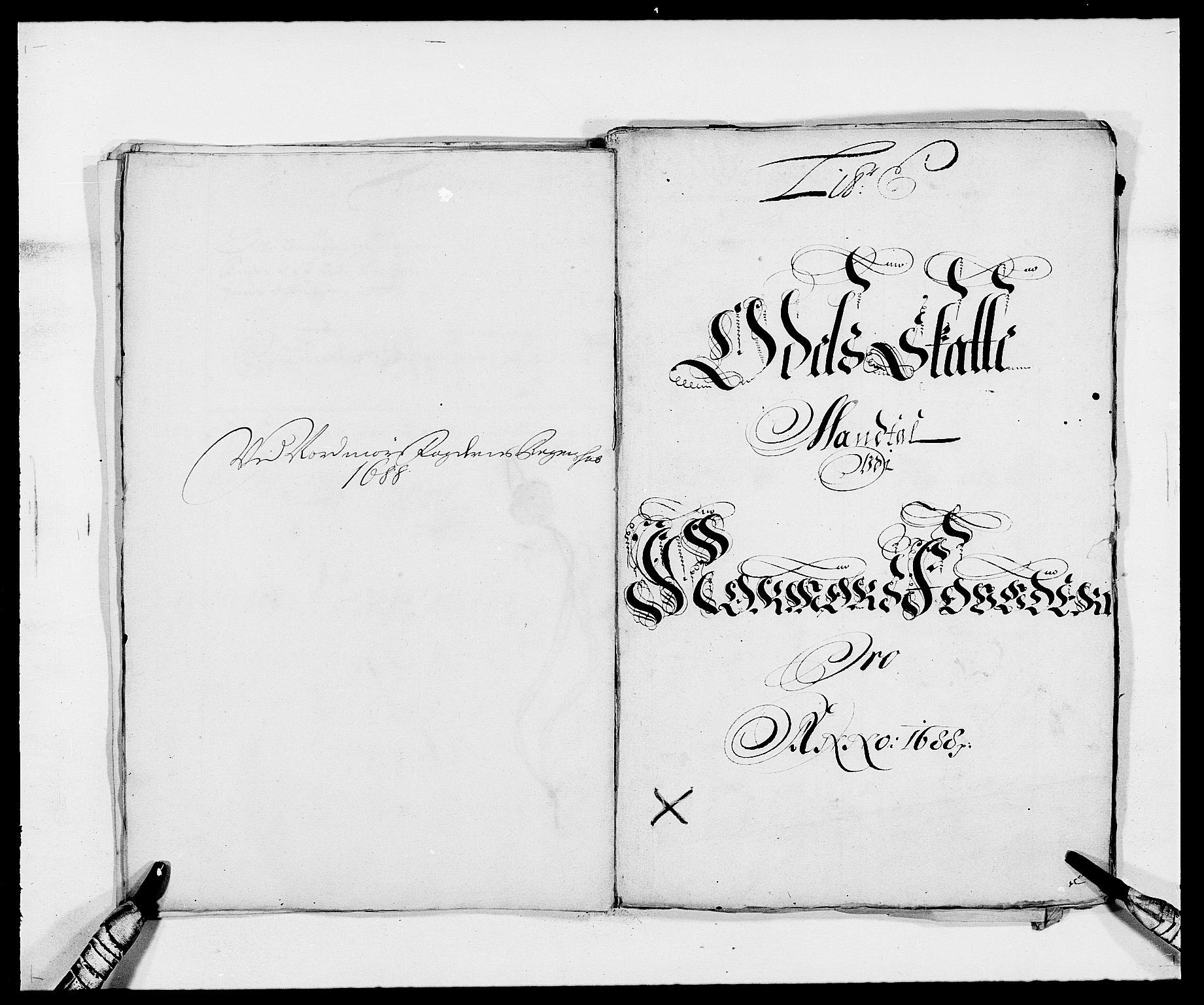 RA, Rentekammeret inntil 1814, Reviderte regnskaper, Fogderegnskap, R56/L3733: Fogderegnskap Nordmøre, 1687-1689, s. 238