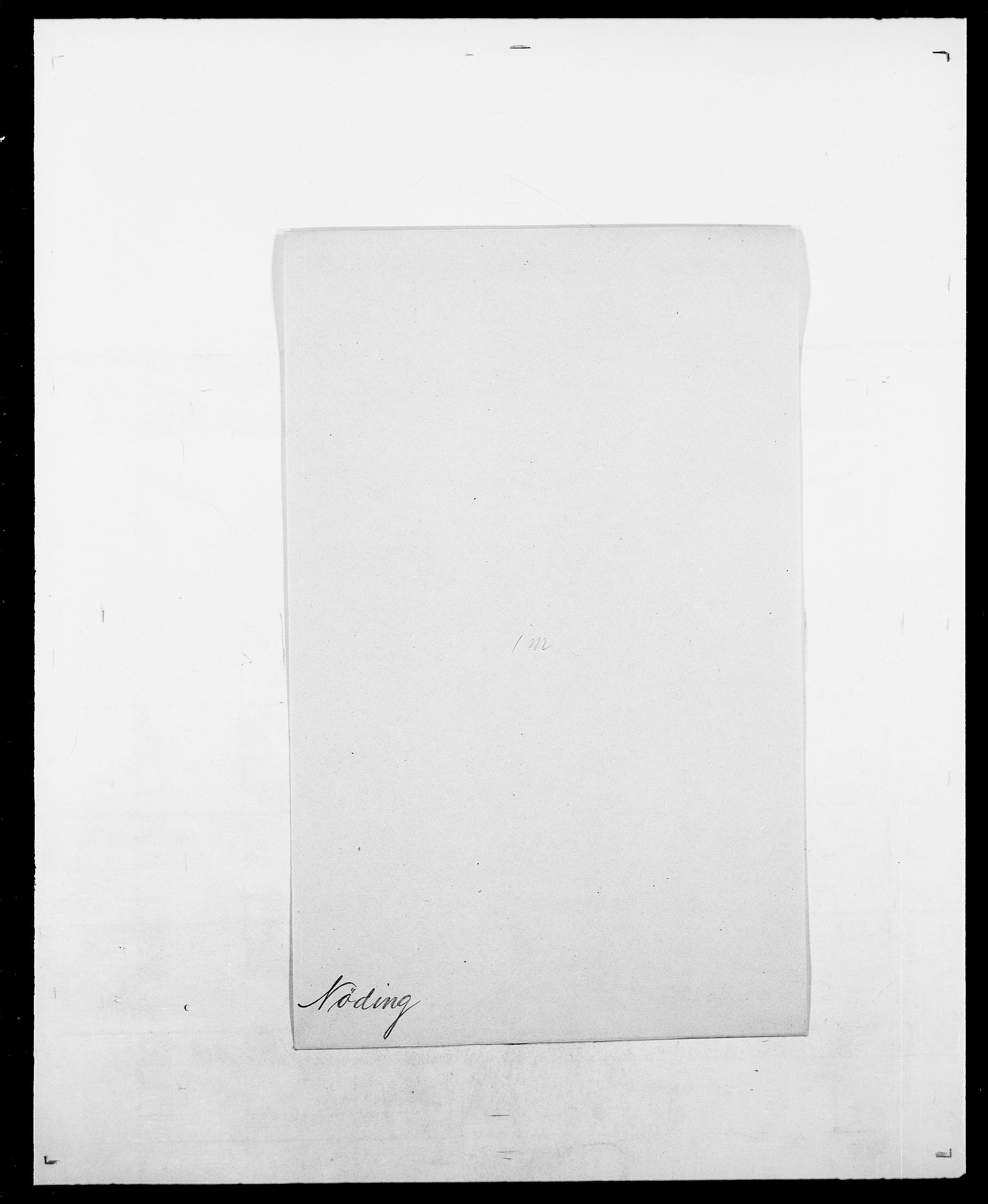 SAO, Delgobe, Charles Antoine - samling, D/Da/L0028: Naaden - Nøvik, s. 624