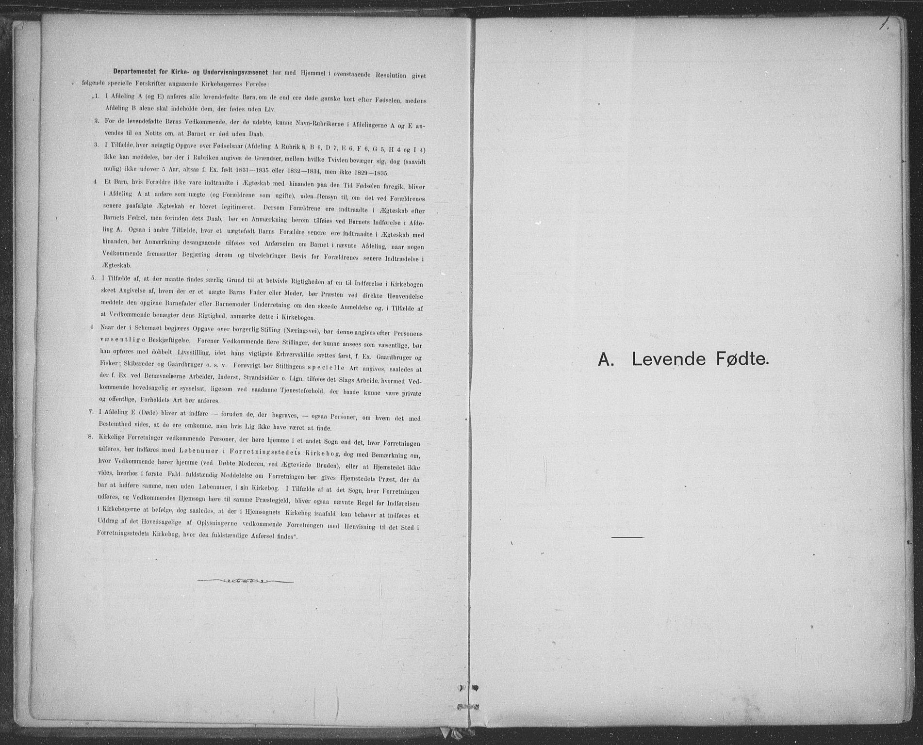 SAT, Ministerialprotokoller, klokkerbøker og fødselsregistre - Sør-Trøndelag, 691/L1085: Ministerialbok nr. 691A17, 1887-1908, s. 1