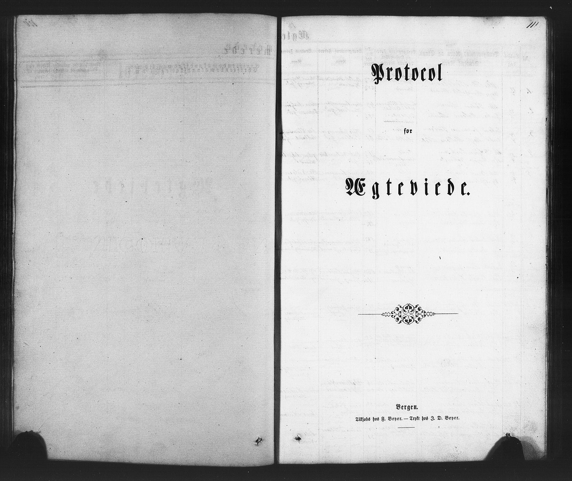SAB, Finnås sokneprestembete, H/Ha/Hab/Habc/L0001: Klokkerbok nr. C 1, 1860-1887, s. 111