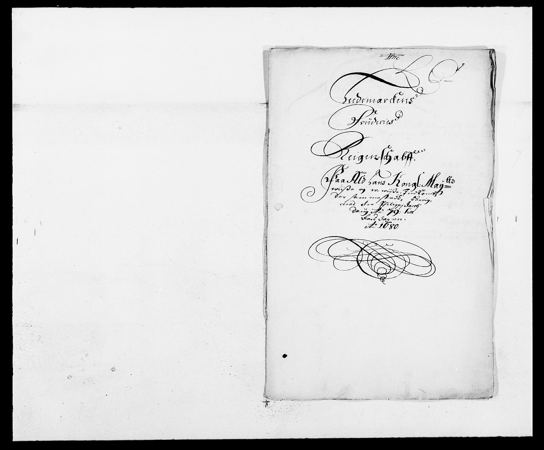 RA, Rentekammeret inntil 1814, Reviderte regnskaper, Fogderegnskap, R16/L1018: Fogderegnskap Hedmark, 1678-1679, s. 2