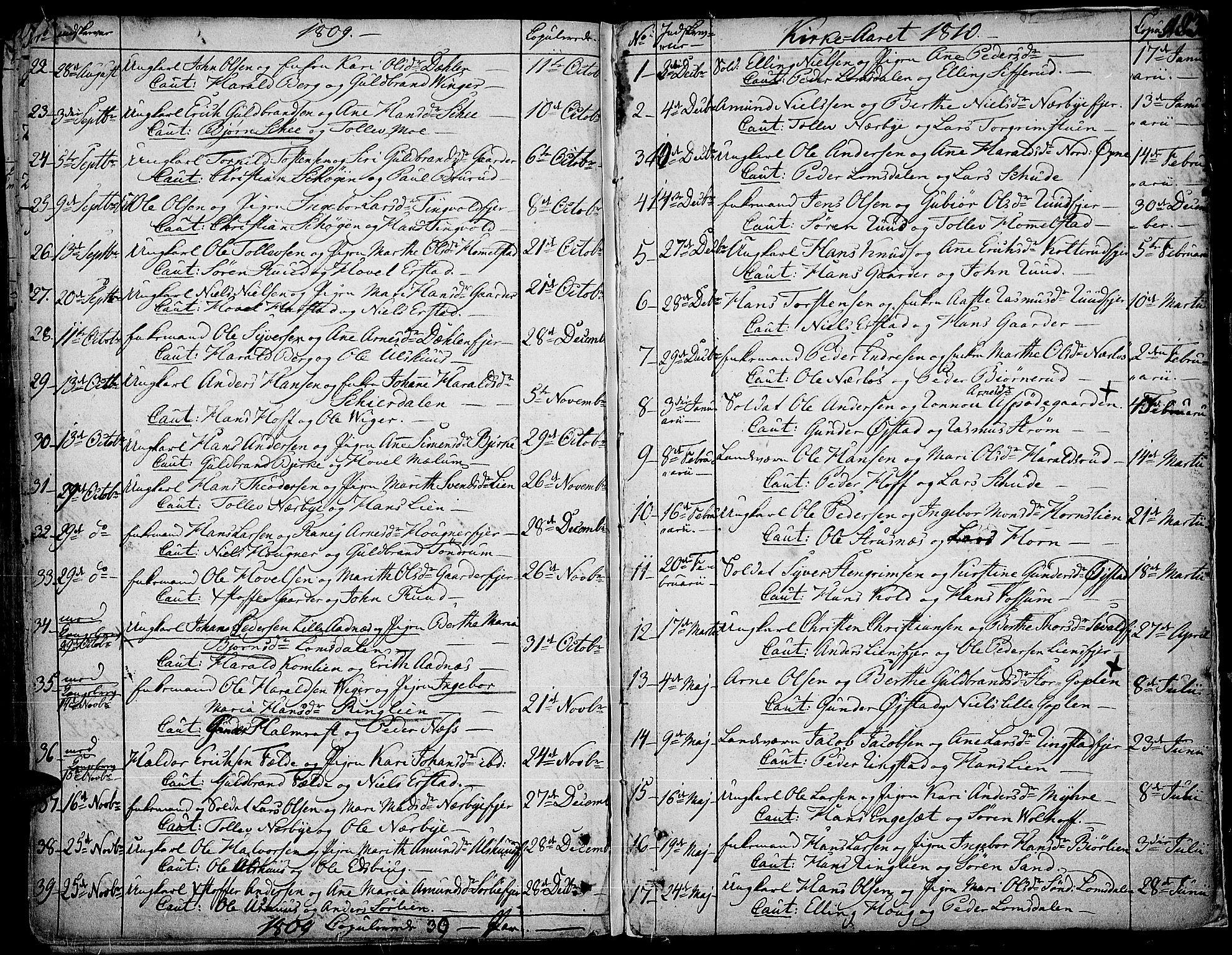 SAH, Land prestekontor, Ministerialbok nr. 6, 1784-1813, s. 183