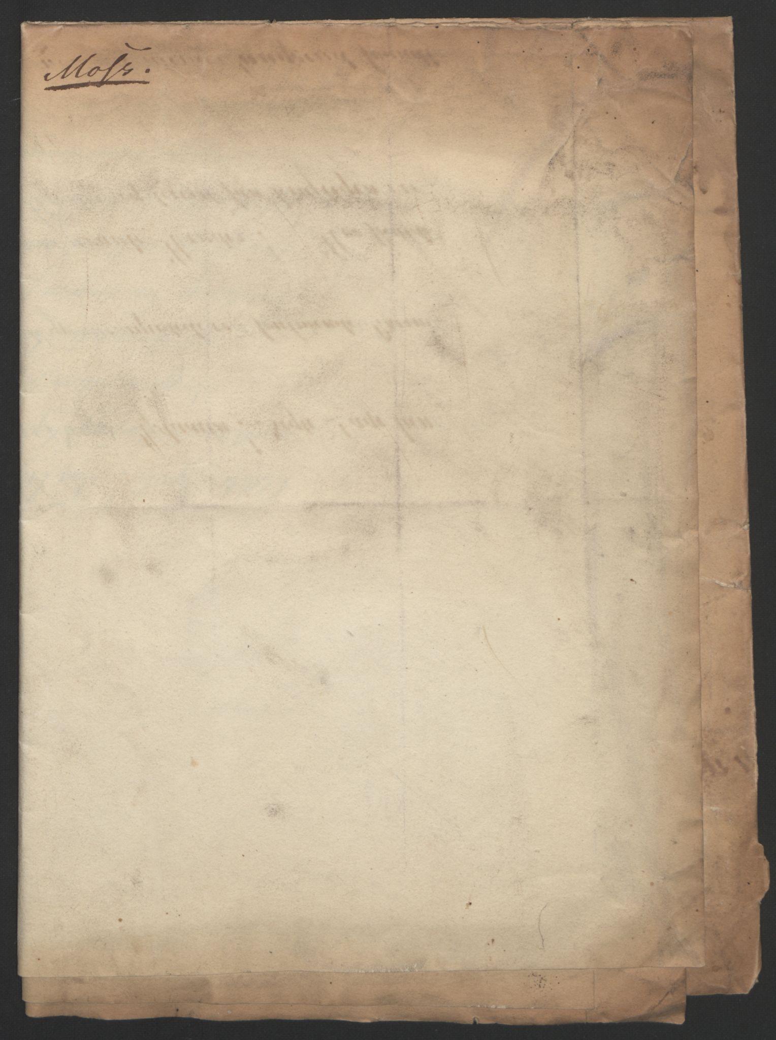 RA, Statsrådssekretariatet, D/Db/L0007: Fullmakter for Eidsvollsrepresentantene i 1814. , 1814, s. 33