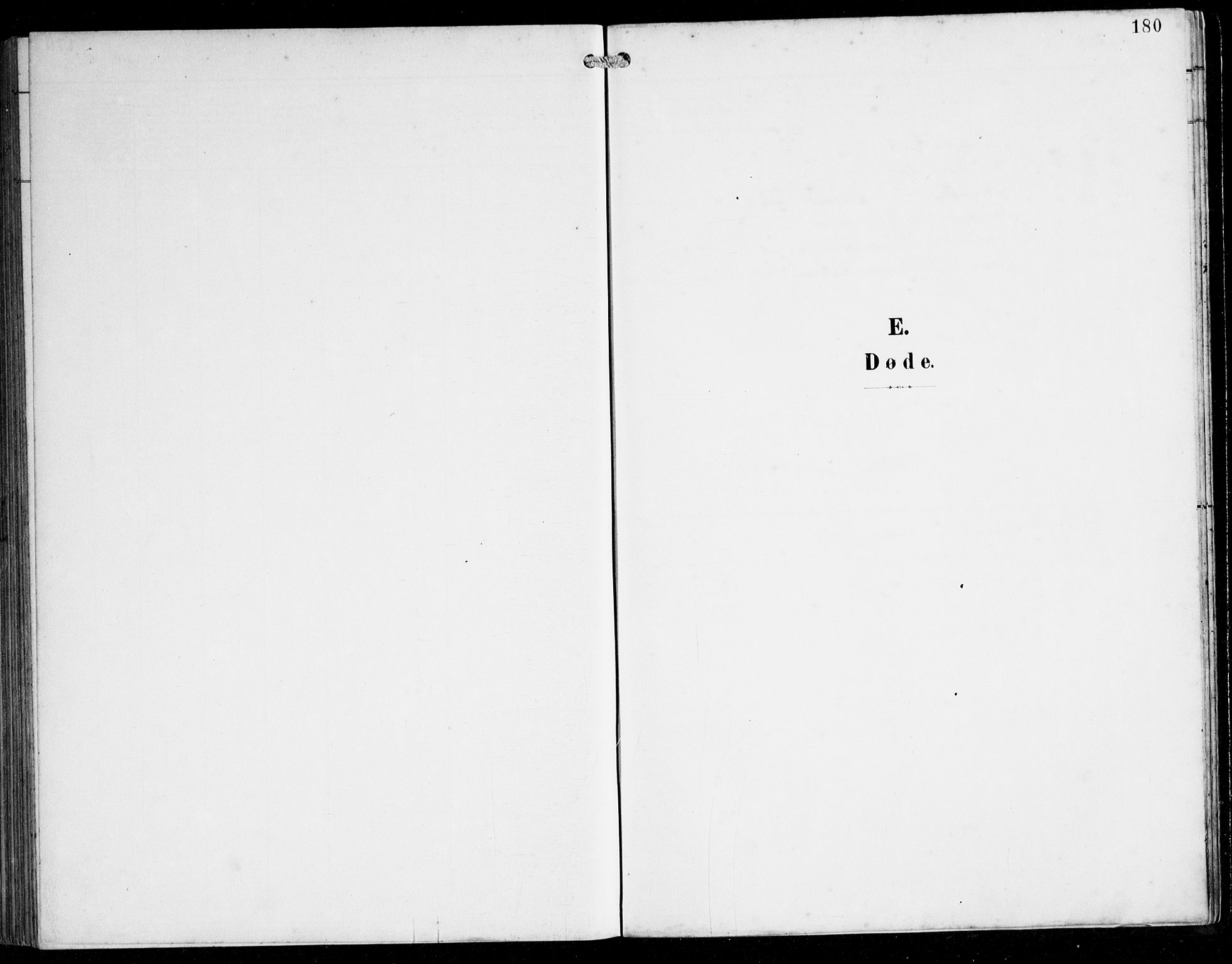 SAB, Herdla Sokneprestembete, H/Hab: Klokkerbok nr. C 1, 1900-1913, s. 180