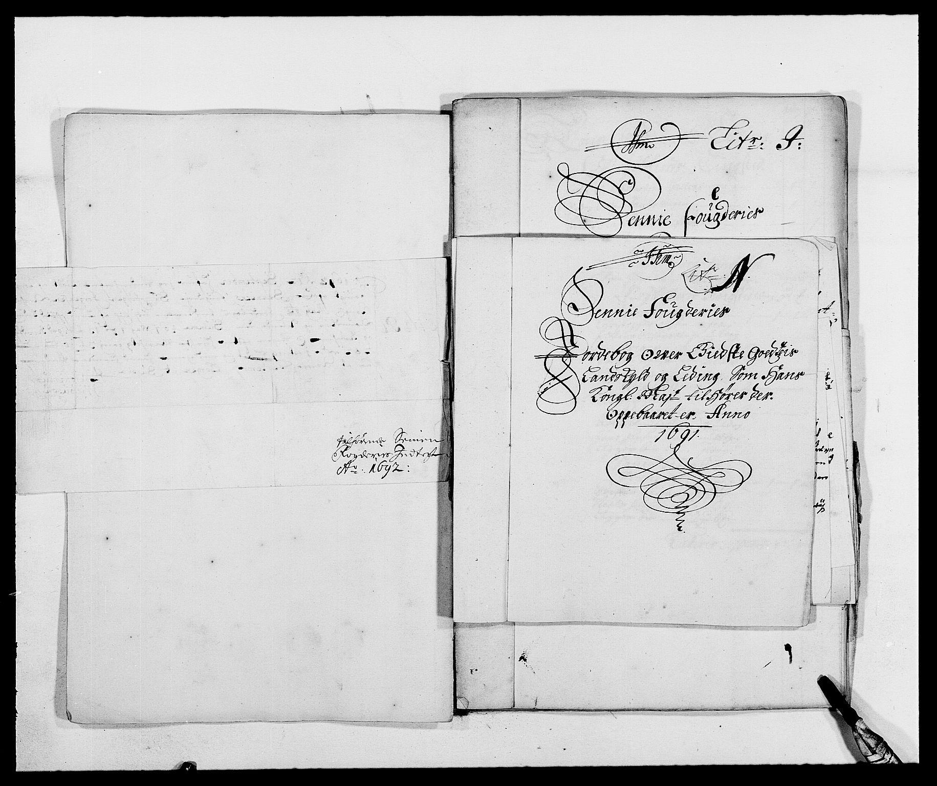 RA, Rentekammeret inntil 1814, Reviderte regnskaper, Fogderegnskap, R68/L4752: Fogderegnskap Senja og Troms, 1691-1693, s. 249