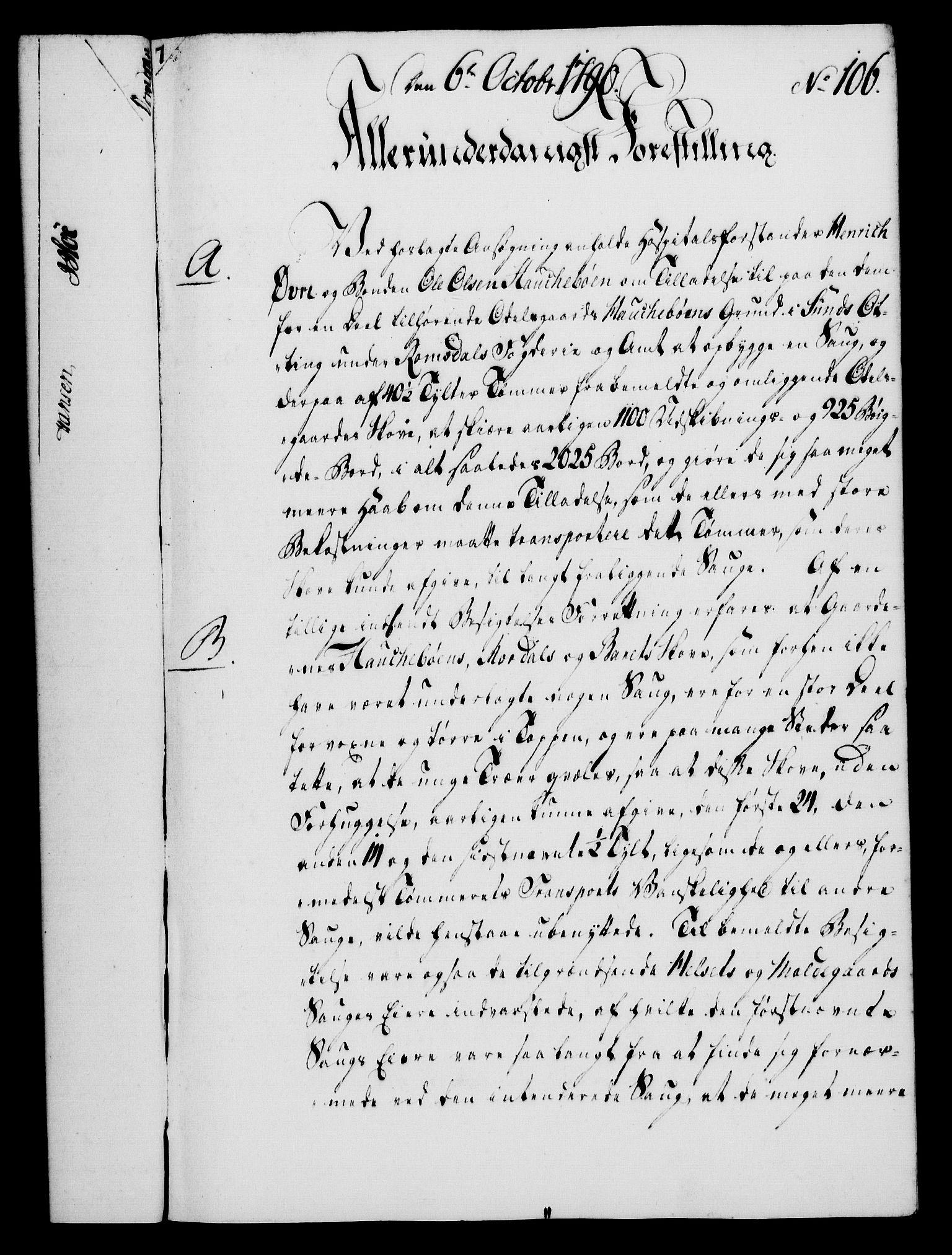 RA, Rentekammeret, Kammerkanselliet, G/Gf/Gfa/L0072: Norsk relasjons- og resolusjonsprotokoll (merket RK 52.72), 1790, s. 678