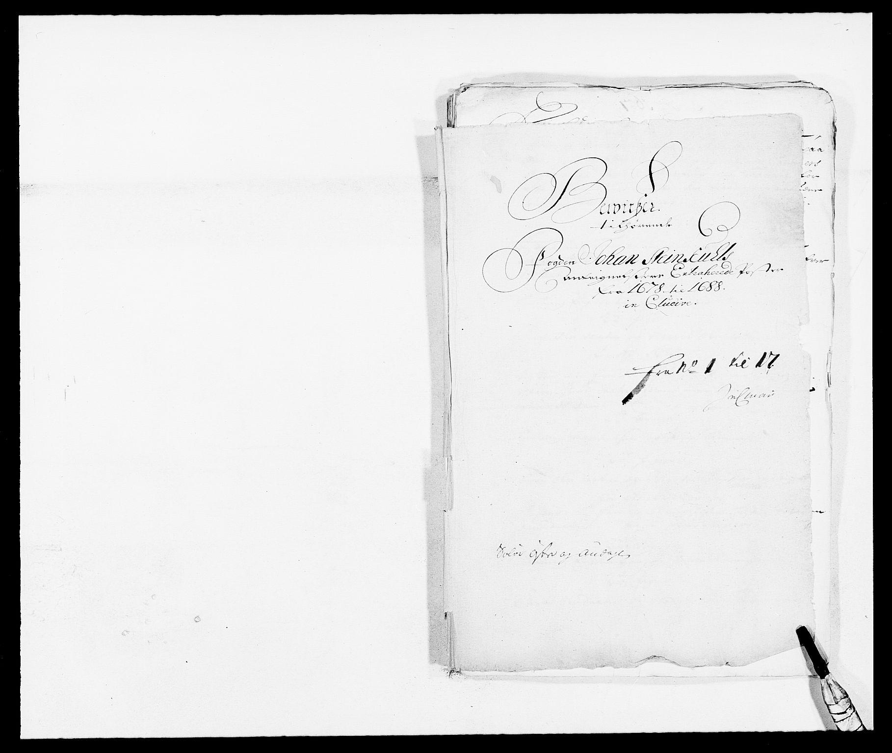 RA, Rentekammeret inntil 1814, Reviderte regnskaper, Fogderegnskap, R13/L0825: Fogderegnskap Solør, Odal og Østerdal, 1688, s. 428