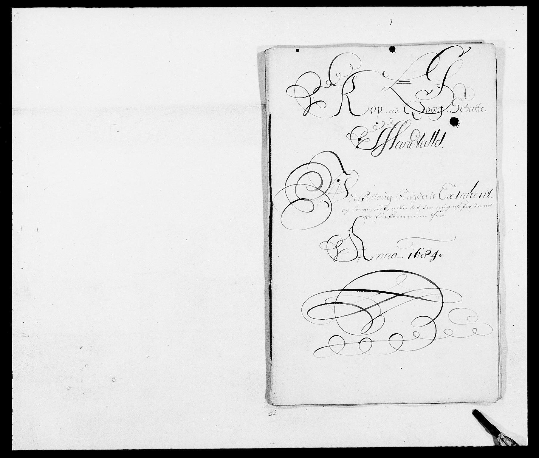 RA, Rentekammeret inntil 1814, Reviderte regnskaper, Fogderegnskap, R09/L0431: Fogderegnskap Follo, 1684, s. 203