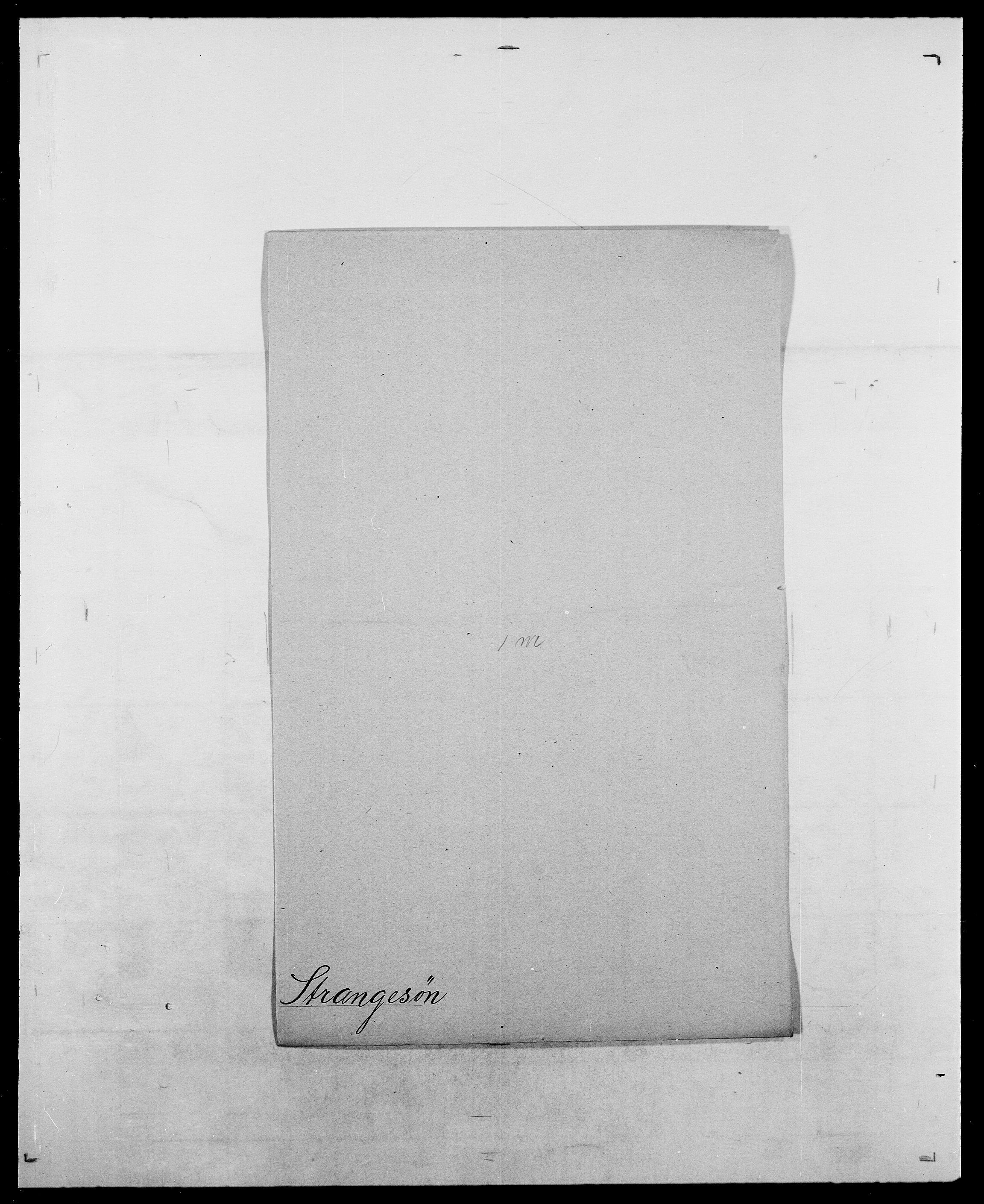 SAO, Delgobe, Charles Antoine - samling, D/Da/L0037: Steen, Sthen, Stein - Svare, Svanige, Svanne, se også Svanning og Schwane, s. 578