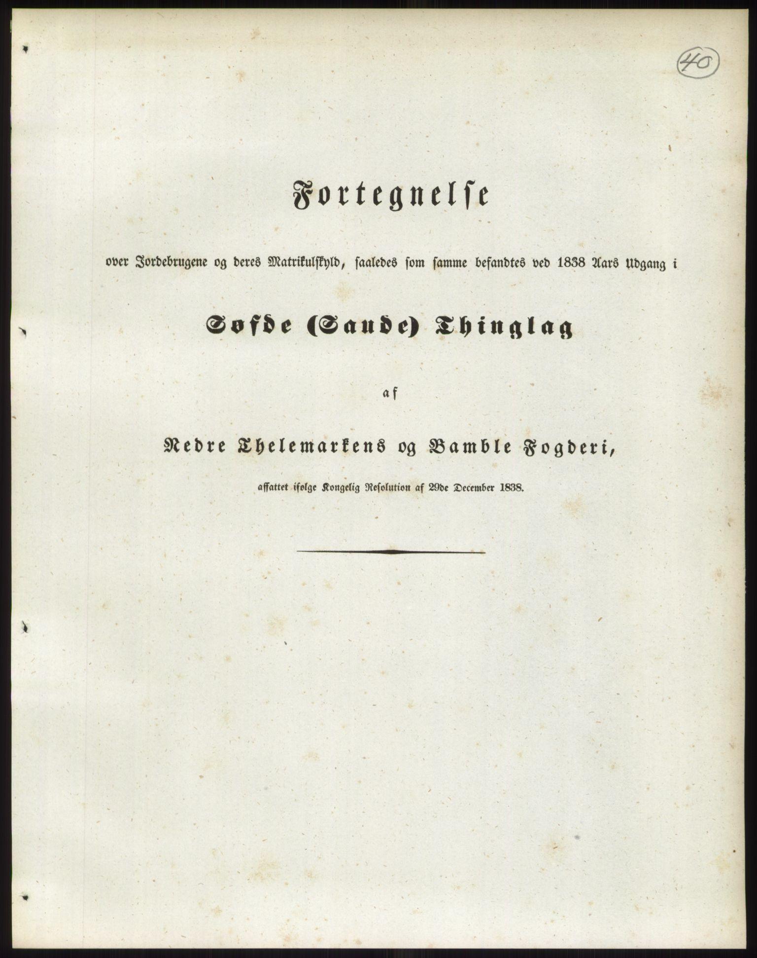 RA, 1838-matrikkelen (publikasjon)*, 1838, s. 40