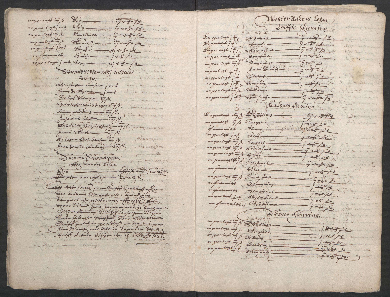 RA, Stattholderembetet 1572-1771, Ek/L0006: Jordebøker til utlikning av garnisonsskatt 1624-1626:, 1626, s. 23
