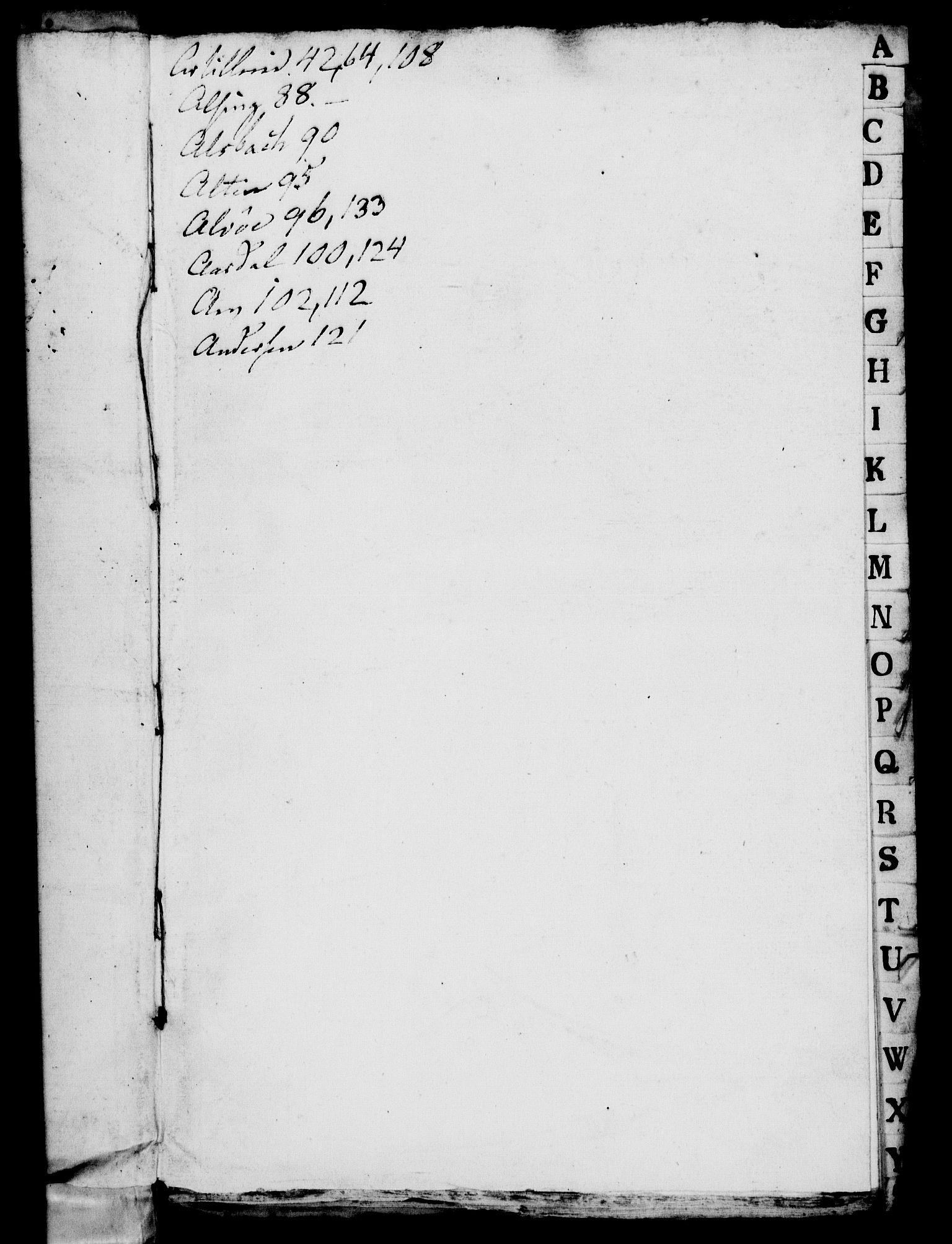 RA, Rentekammeret, Kammerkanselliet, G/Gf/Gfa/L0026: Norsk relasjons- og resolusjonsprotokoll (merket RK 52.26), 1743, s. 3