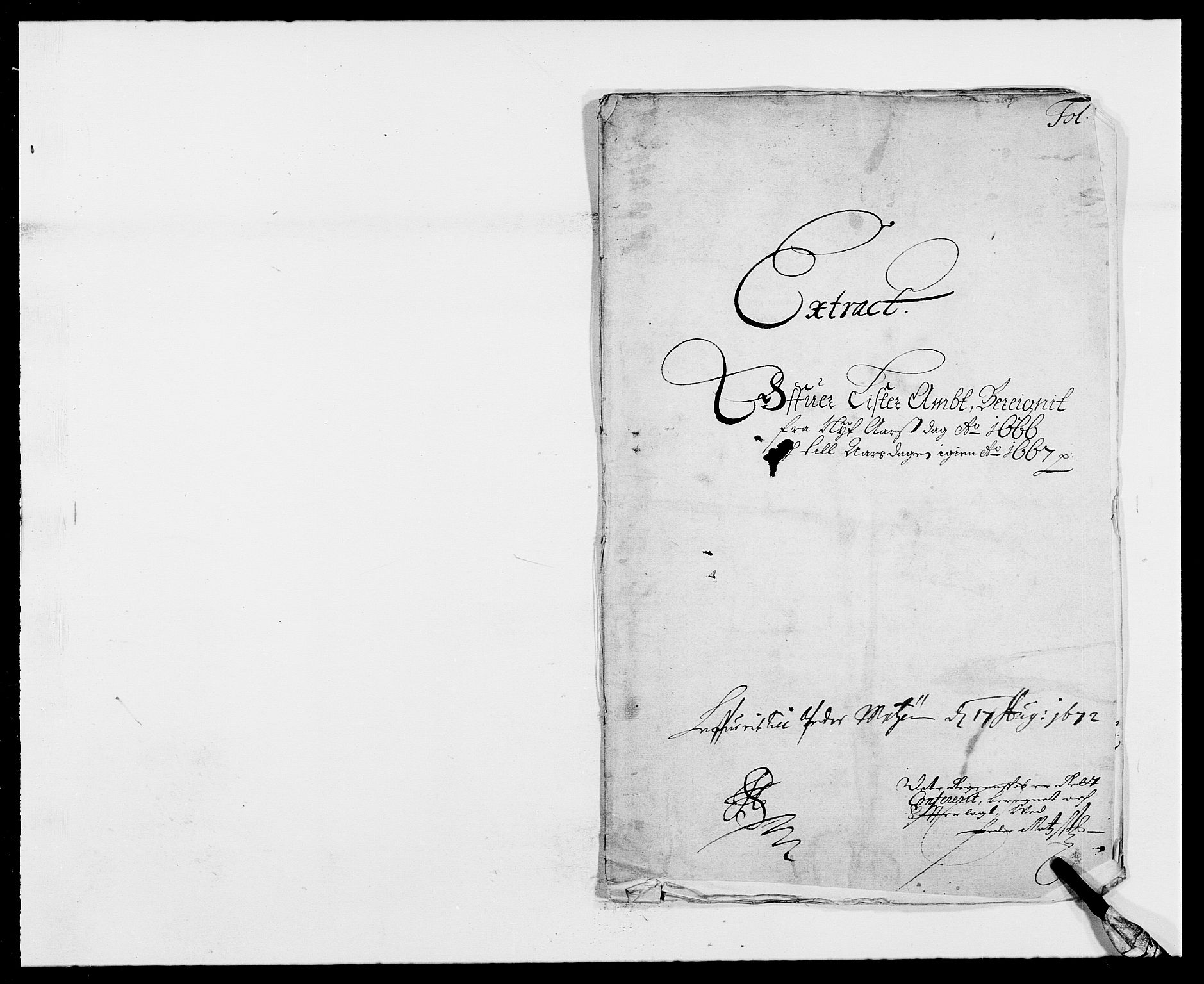 RA, Rentekammeret inntil 1814, Reviderte regnskaper, Fogderegnskap, R41/L2524: Fogderegnskap Lista, 1665-1668, s. 152