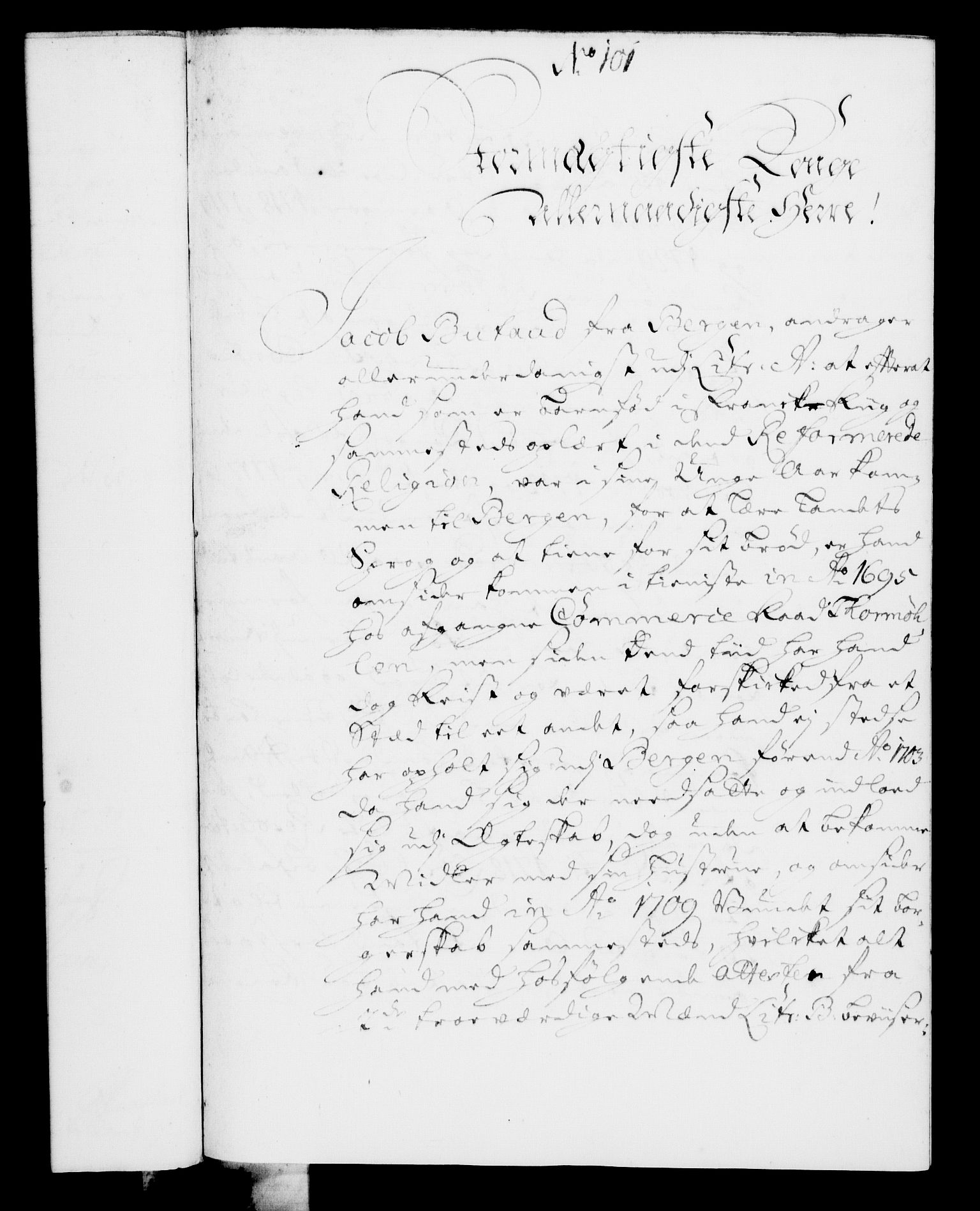 RA, Rentekammeret, Kammerkanselliet, G/Gf/Gfa/L0008: Norsk relasjons- og resolusjonsprotokoll (merket RK 52.8), 1725, s. 579