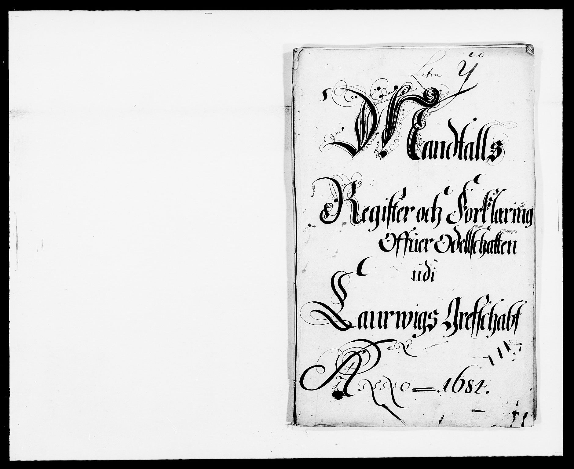RA, Rentekammeret inntil 1814, Reviderte regnskaper, Fogderegnskap, R33/L1969: Fogderegnskap Larvik grevskap, 1675-1687, s. 375