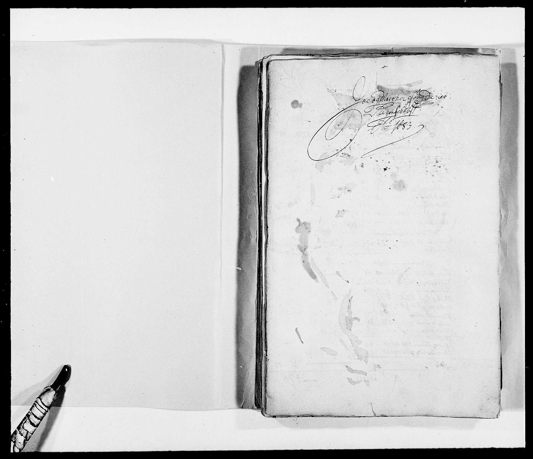 RA, Rentekammeret inntil 1814, Reviderte regnskaper, Fogderegnskap, R01/L0004: Fogderegnskap Idd og Marker , 1682-1683, s. 161