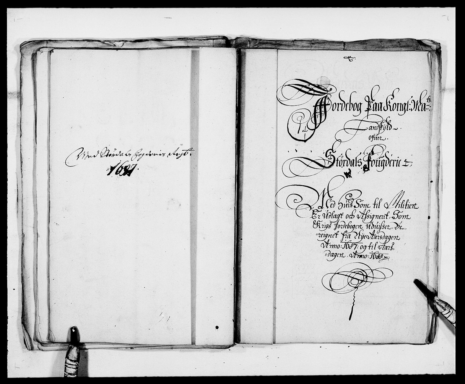 RA, Rentekammeret inntil 1814, Reviderte regnskaper, Fogderegnskap, R62/L4183: Fogderegnskap Stjørdal og Verdal, 1687-1689, s. 84