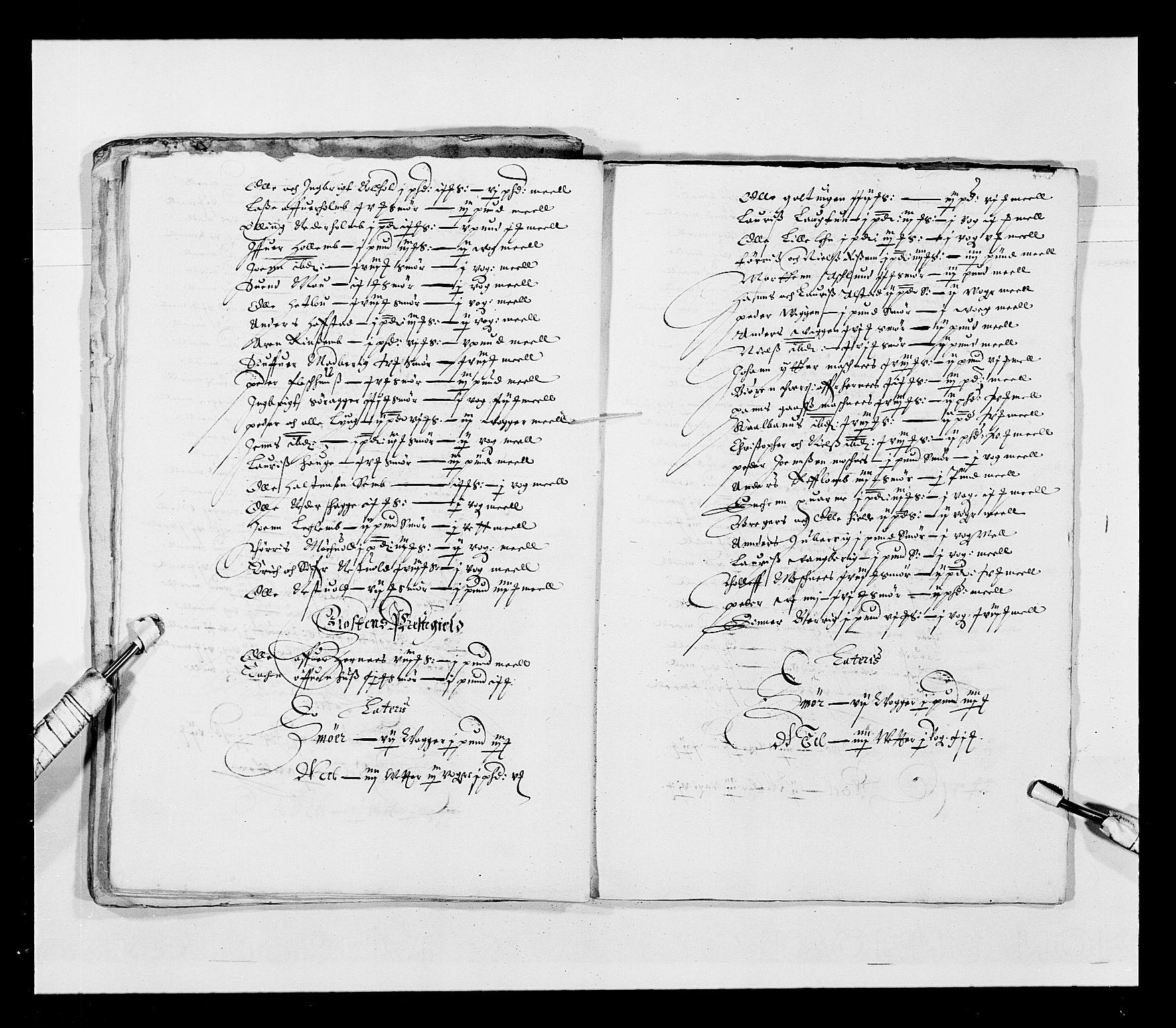 RA, Stattholderembetet 1572-1771, Ek/L0028: Jordebøker 1633-1658:, 1645-1646, s. 141