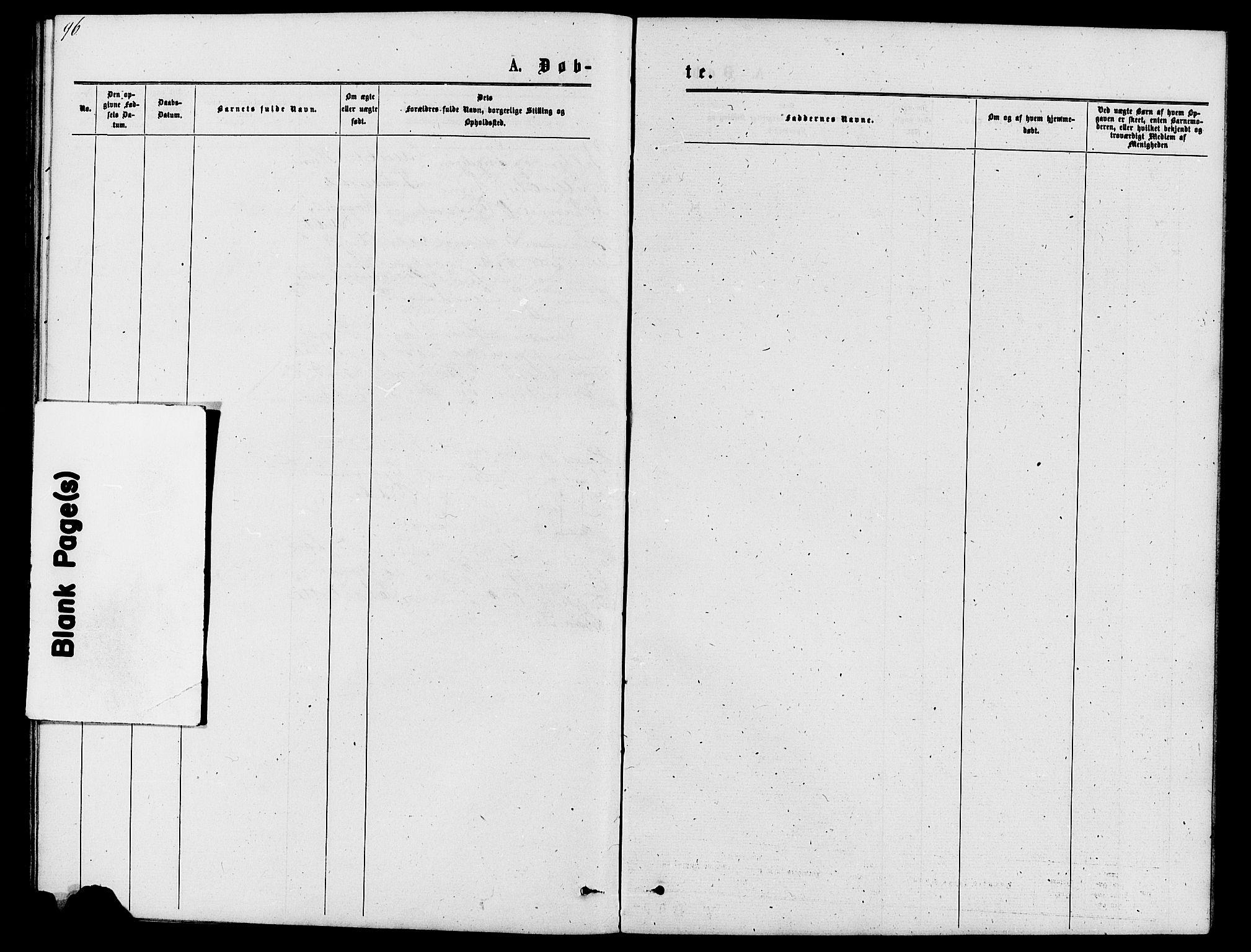 SAH, Lom prestekontor, L/L0005: Klokkerbok nr. 5, 1876-1901, s. 96-97