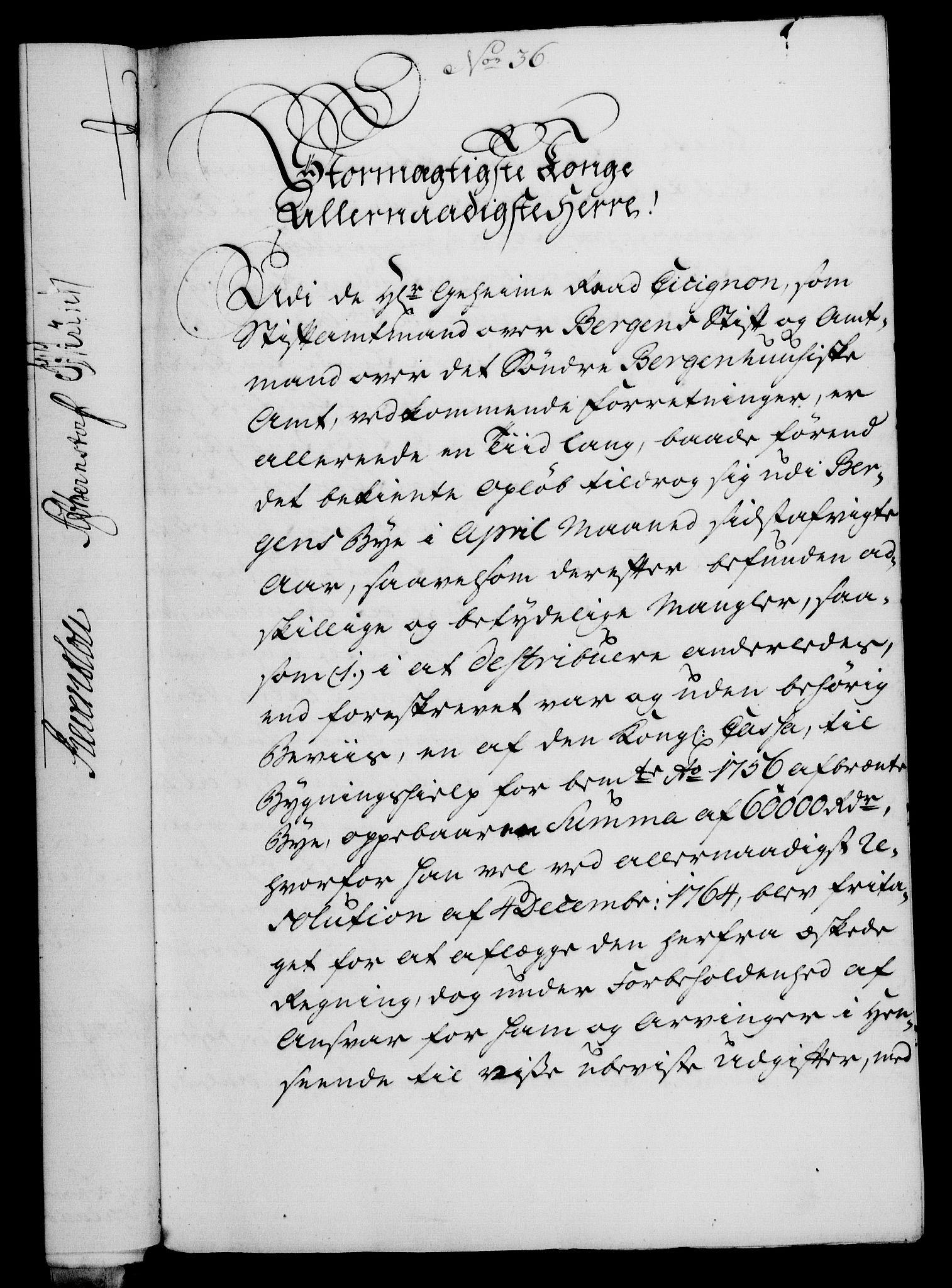 RA, Rentekammeret, Kammerkanselliet, G/Gf/Gfa/L0048: Norsk relasjons- og resolusjonsprotokoll (merket RK 52.48), 1766, s. 188