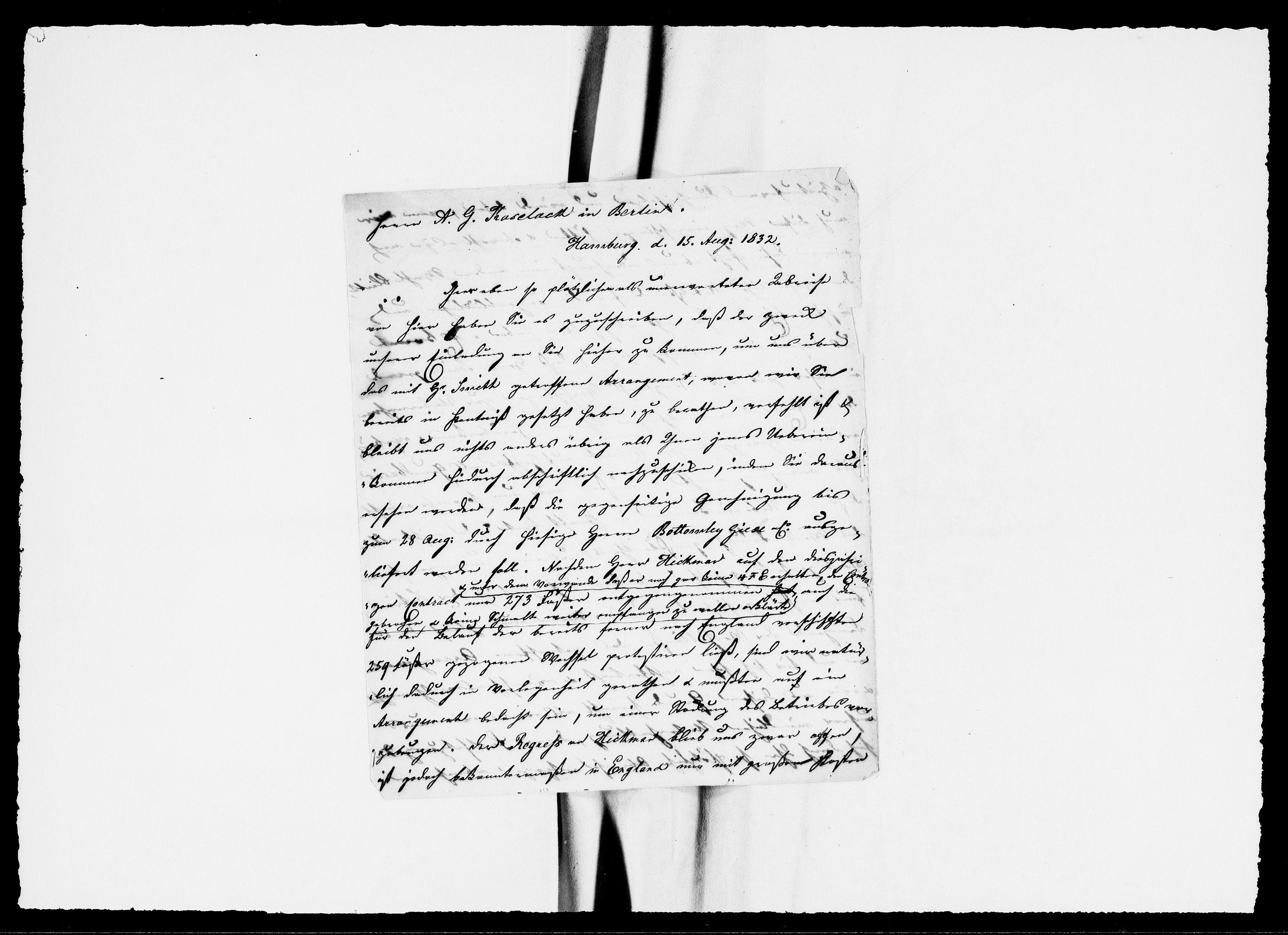 RA, Modums Blaafarveværk, G/Gb/L0073, 1832, s. 2