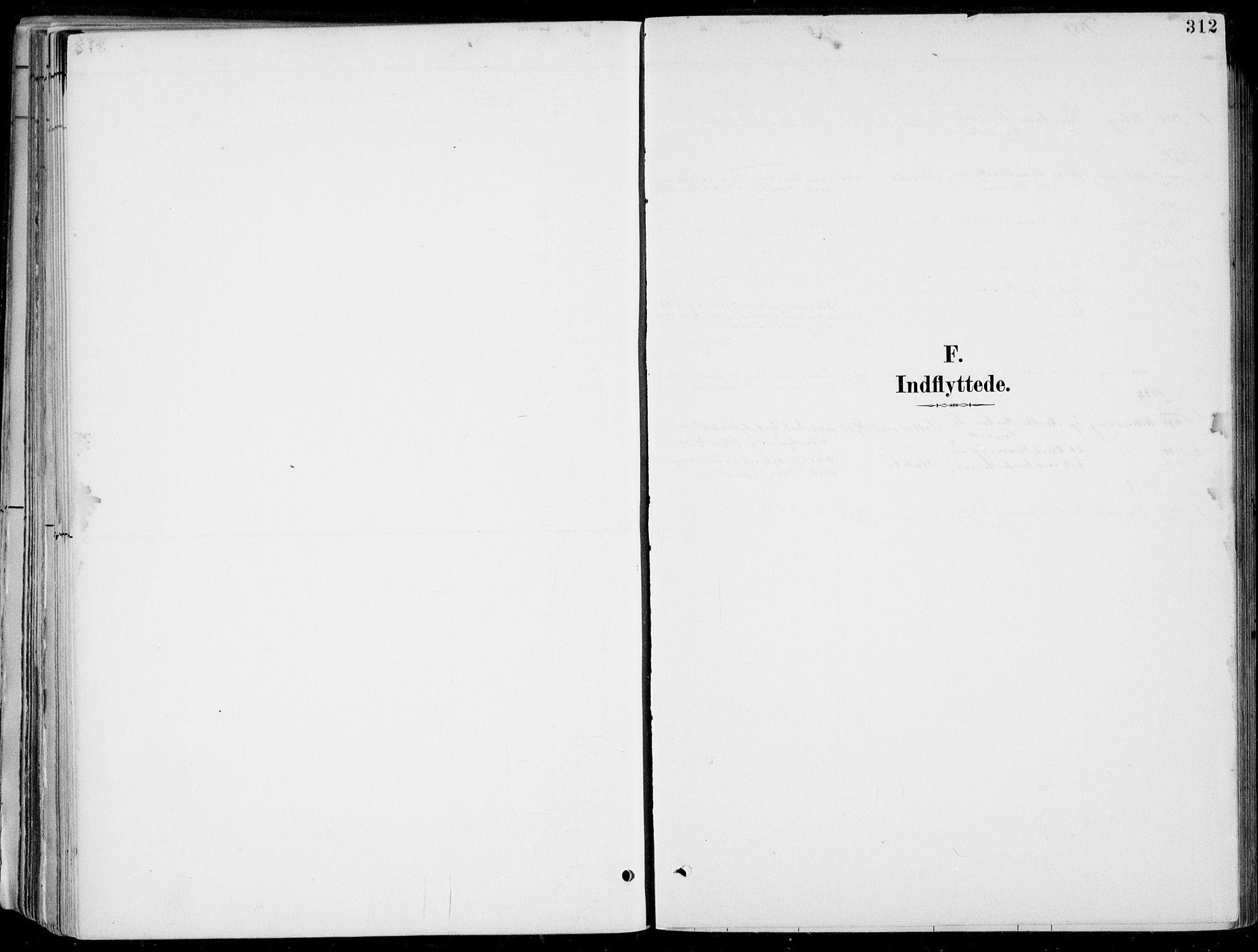SAB, Strandebarm sokneprestembete, H/Haa: Ministerialbok nr. E  1, 1886-1908, s. 312