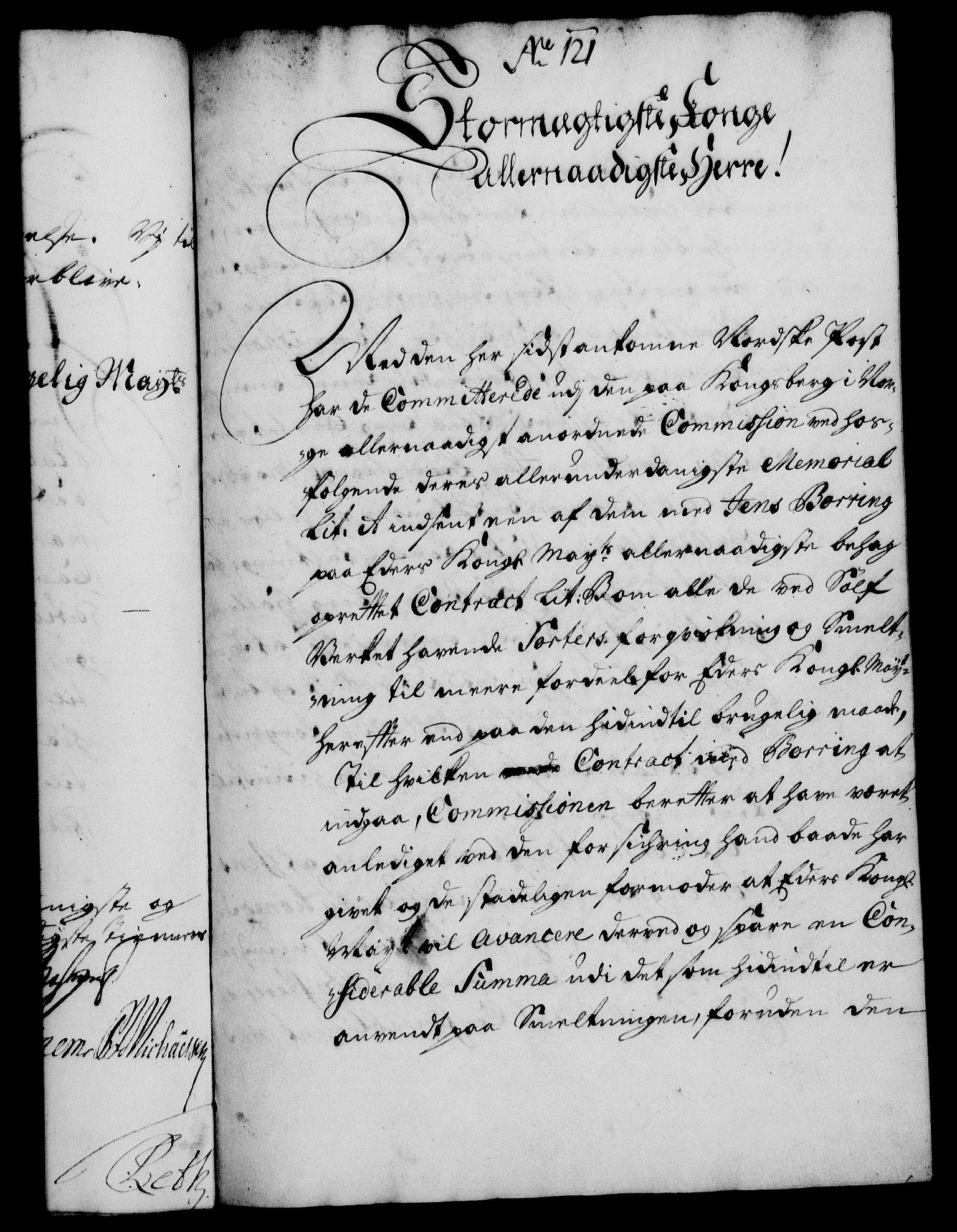 RA, Rentekammeret, Kammerkanselliet, G/Gf/Gfa/L0011: Norsk relasjons- og resolusjonsprotokoll (merket RK 52.11), 1728, s. 820