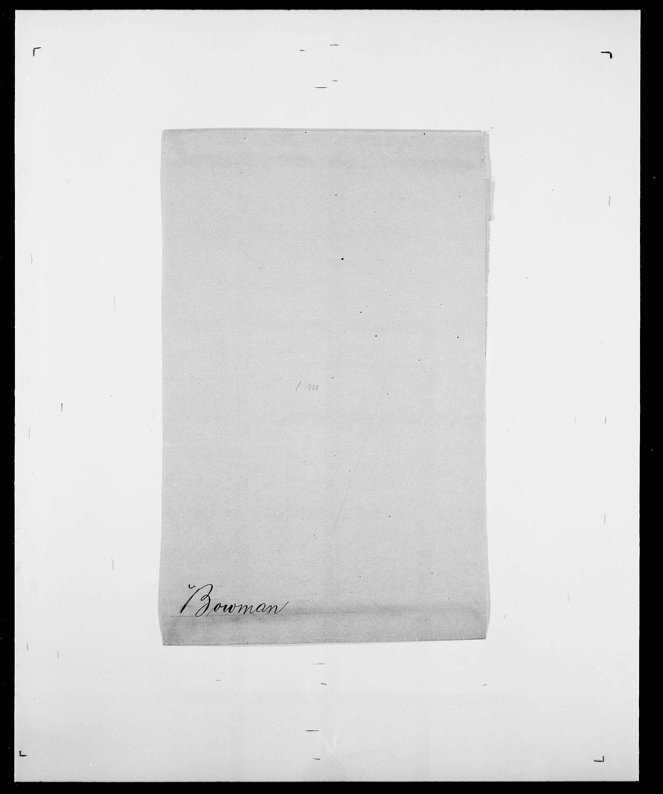 SAO, Delgobe, Charles Antoine - samling, D/Da/L0005: Boalth - Brahm, s. 365