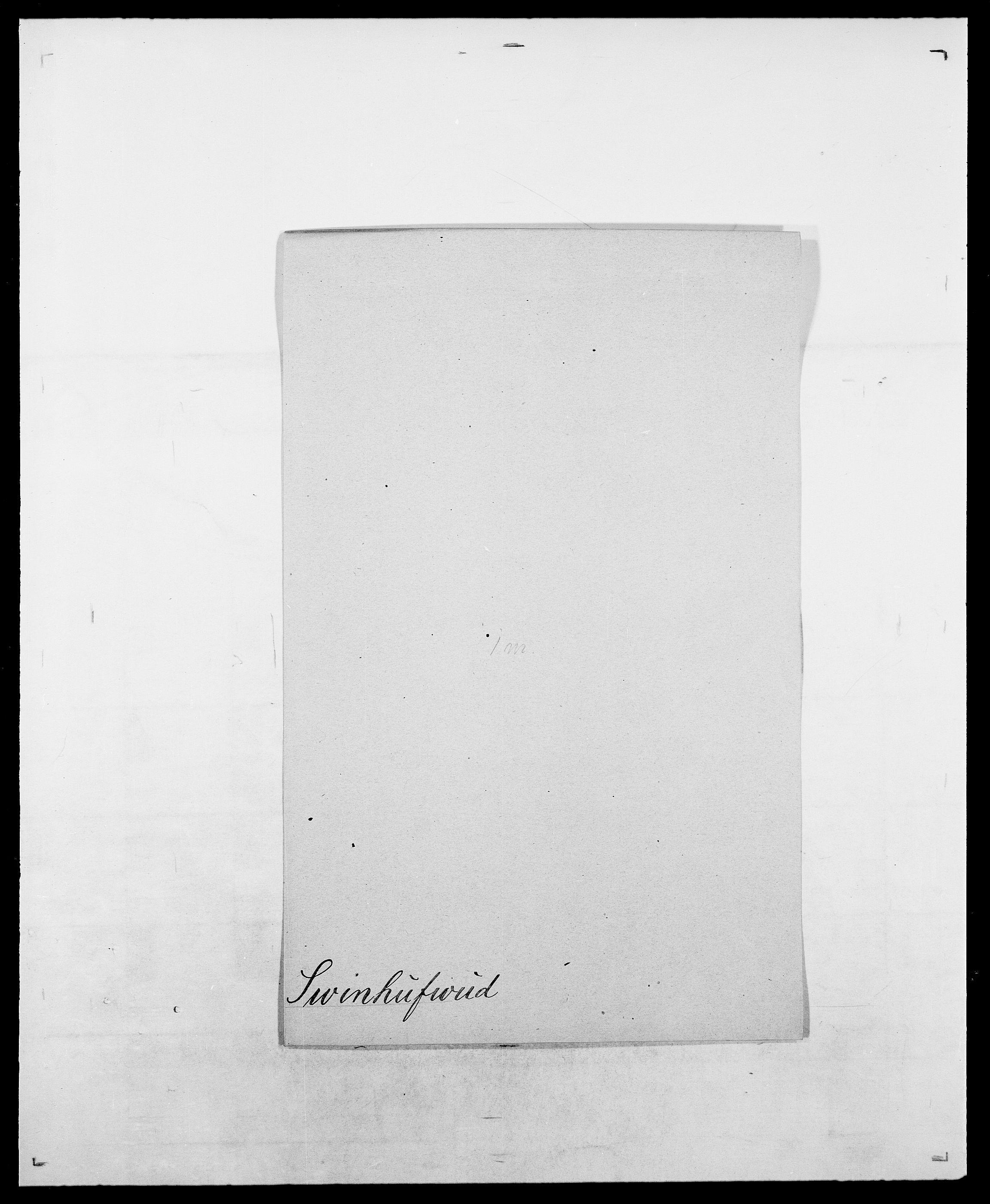 SAO, Delgobe, Charles Antoine - samling, D/Da/L0038: Svanenskjold - Thornsohn, s. 84