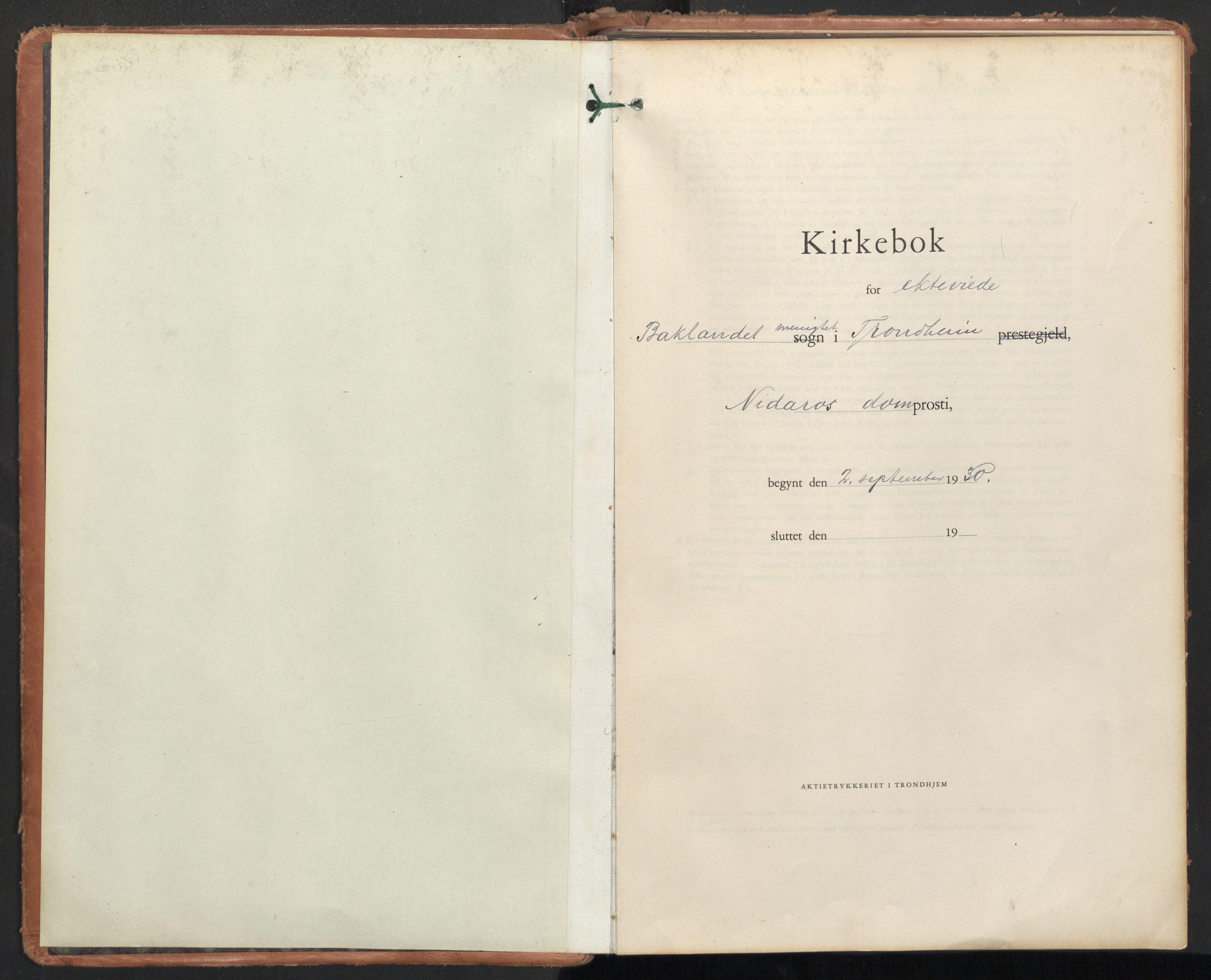 SAT, Ministerialprotokoller, klokkerbøker og fødselsregistre - Sør-Trøndelag, 604/L0209: Ministerialbok nr. 604A29, 1931-1945
