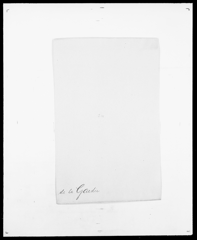 SAO, Delgobe, Charles Antoine - samling, D/Da/L0013: Forbos - Geving, s. 509